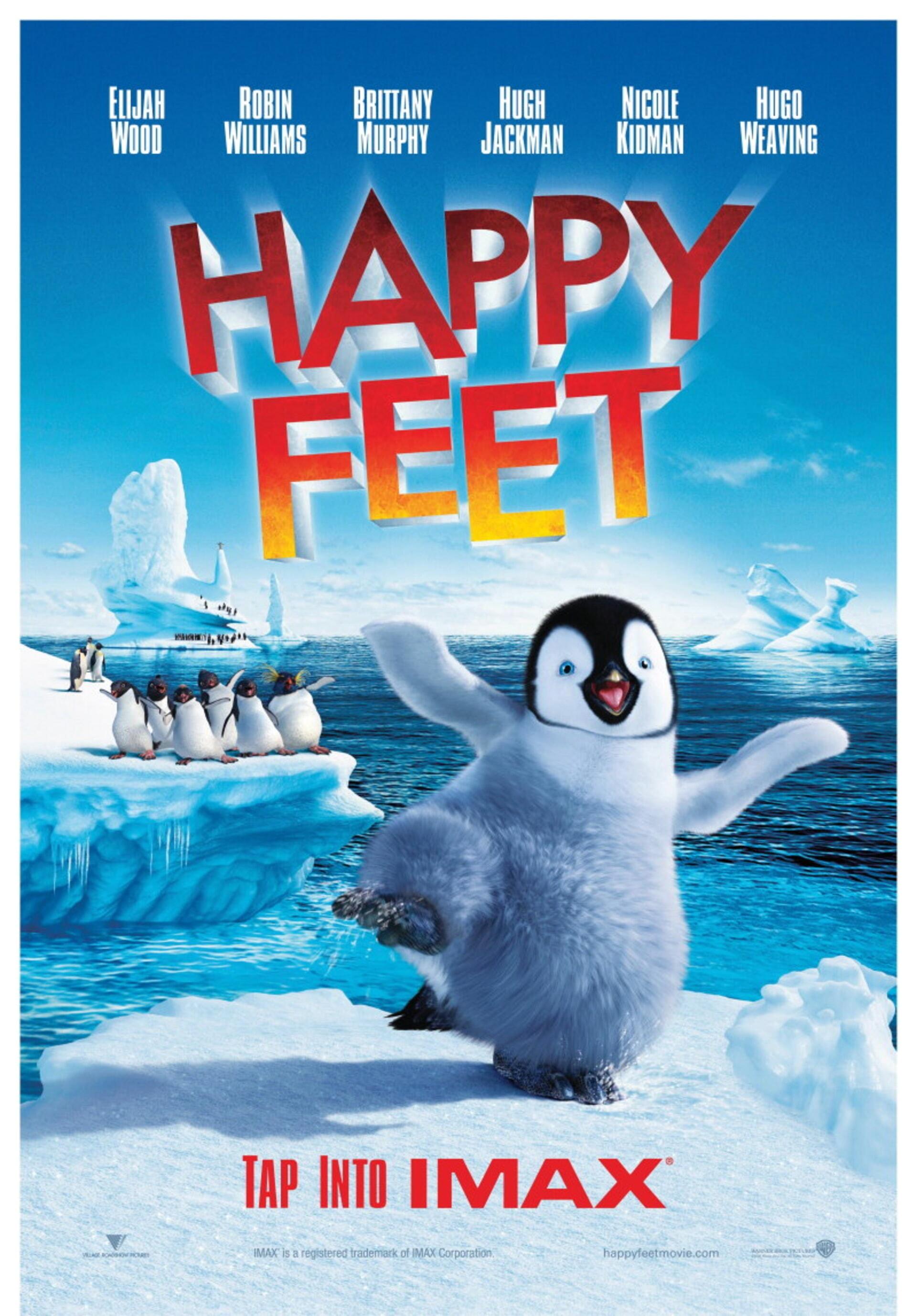 Happy Feet - Poster 1