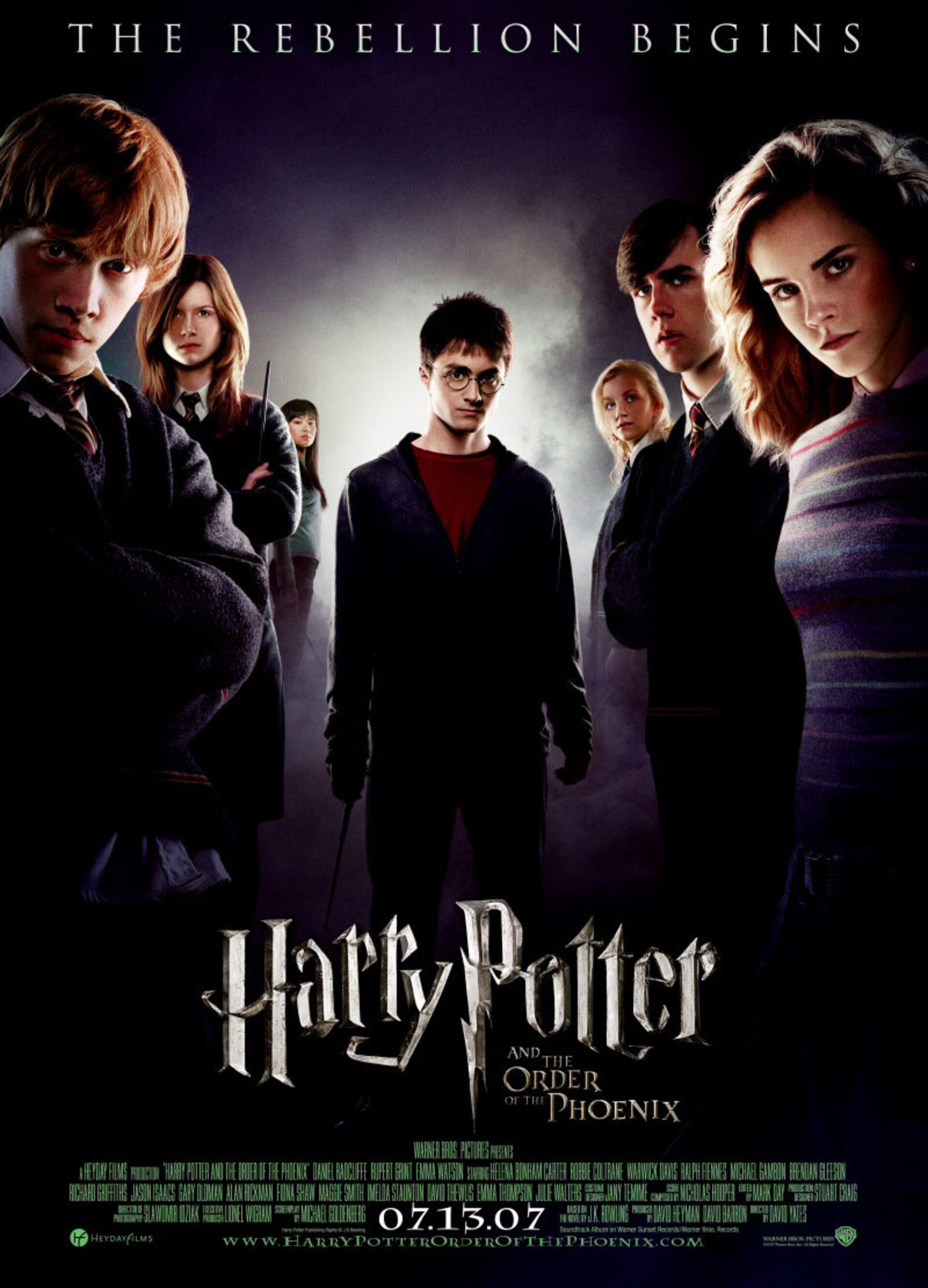 Harry Potter and the Order of the Phoenix - Poster 1