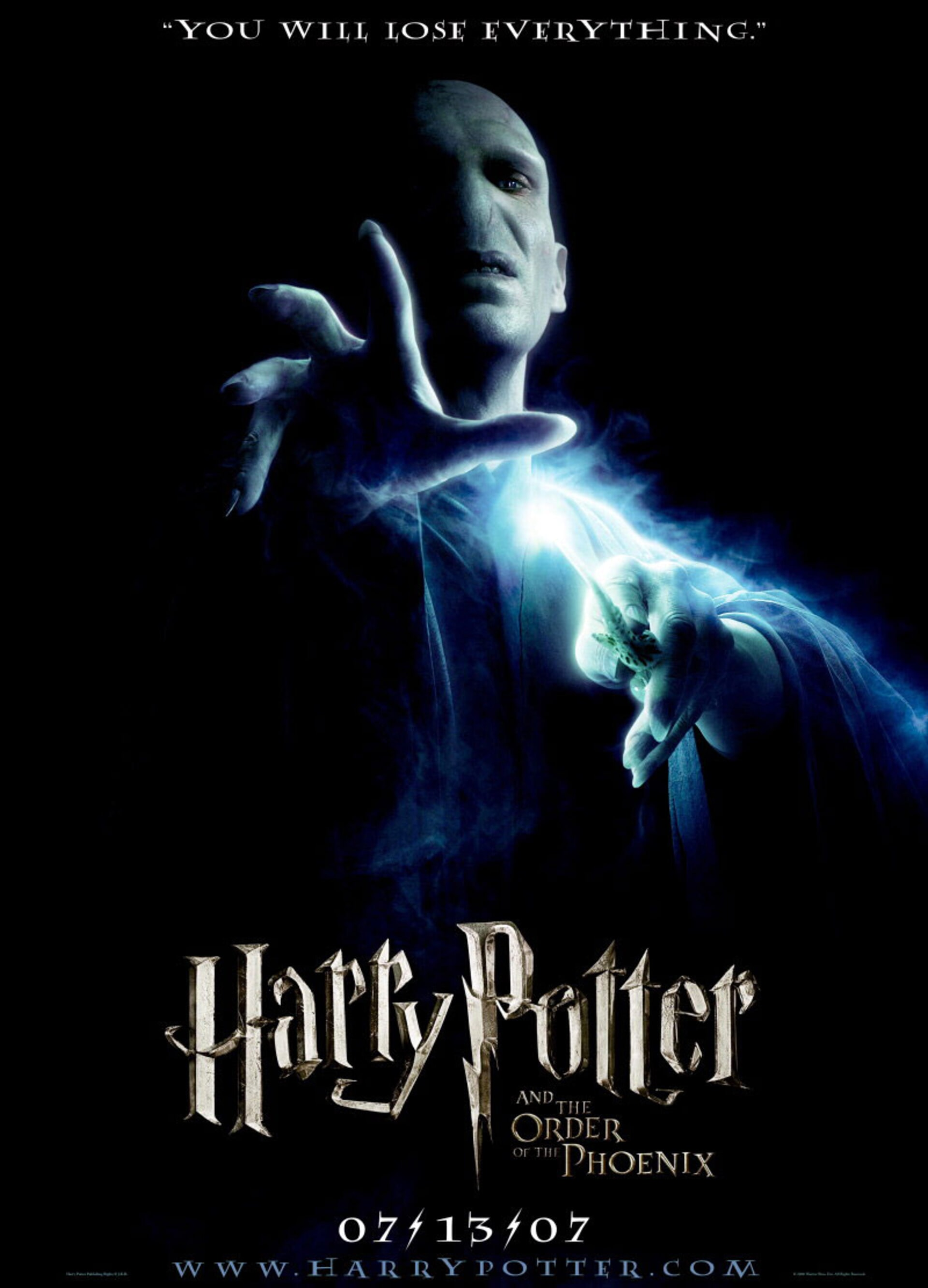 Harry Potter and the Order of the Phoenix - Poster 2
