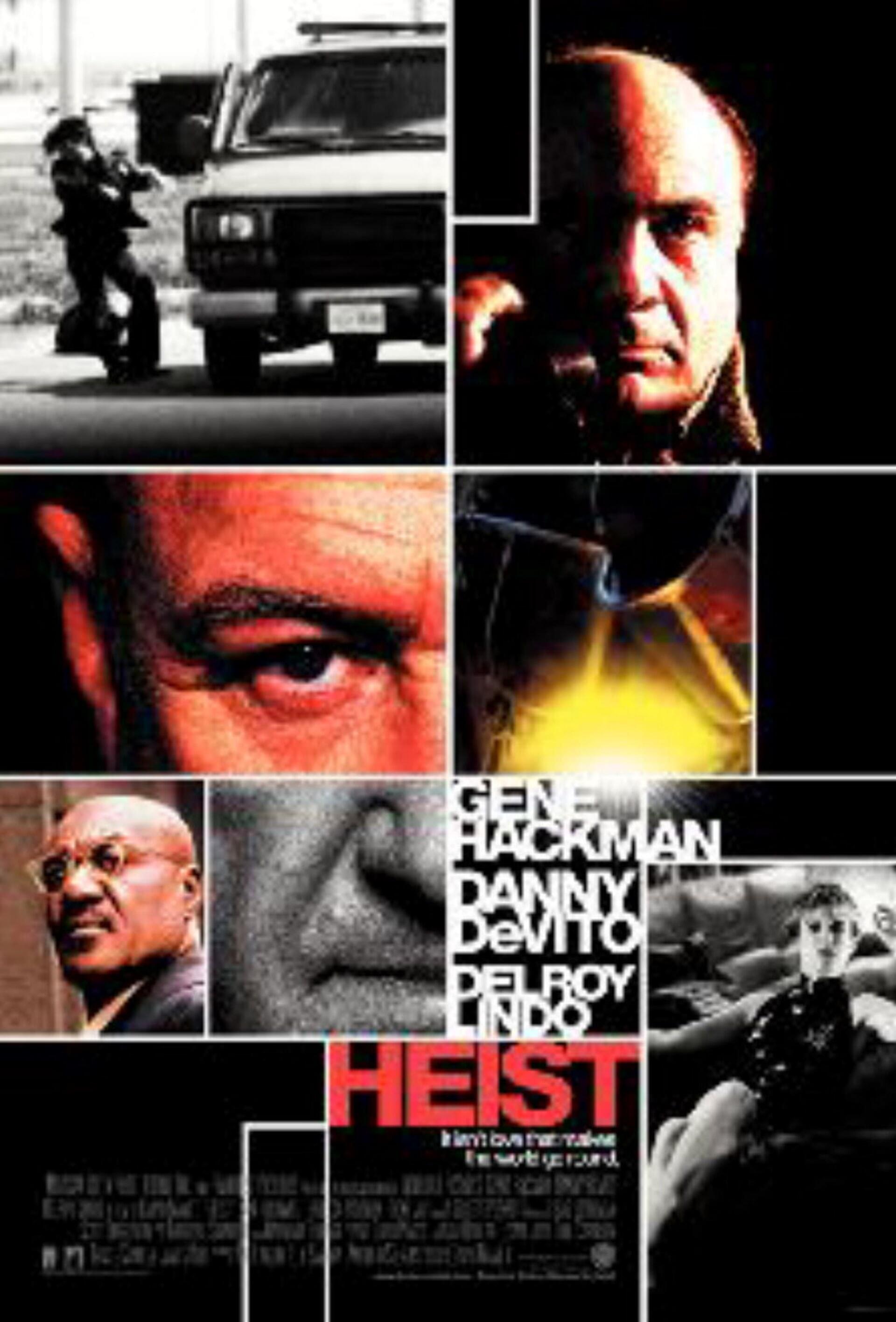 Heist - Poster 2