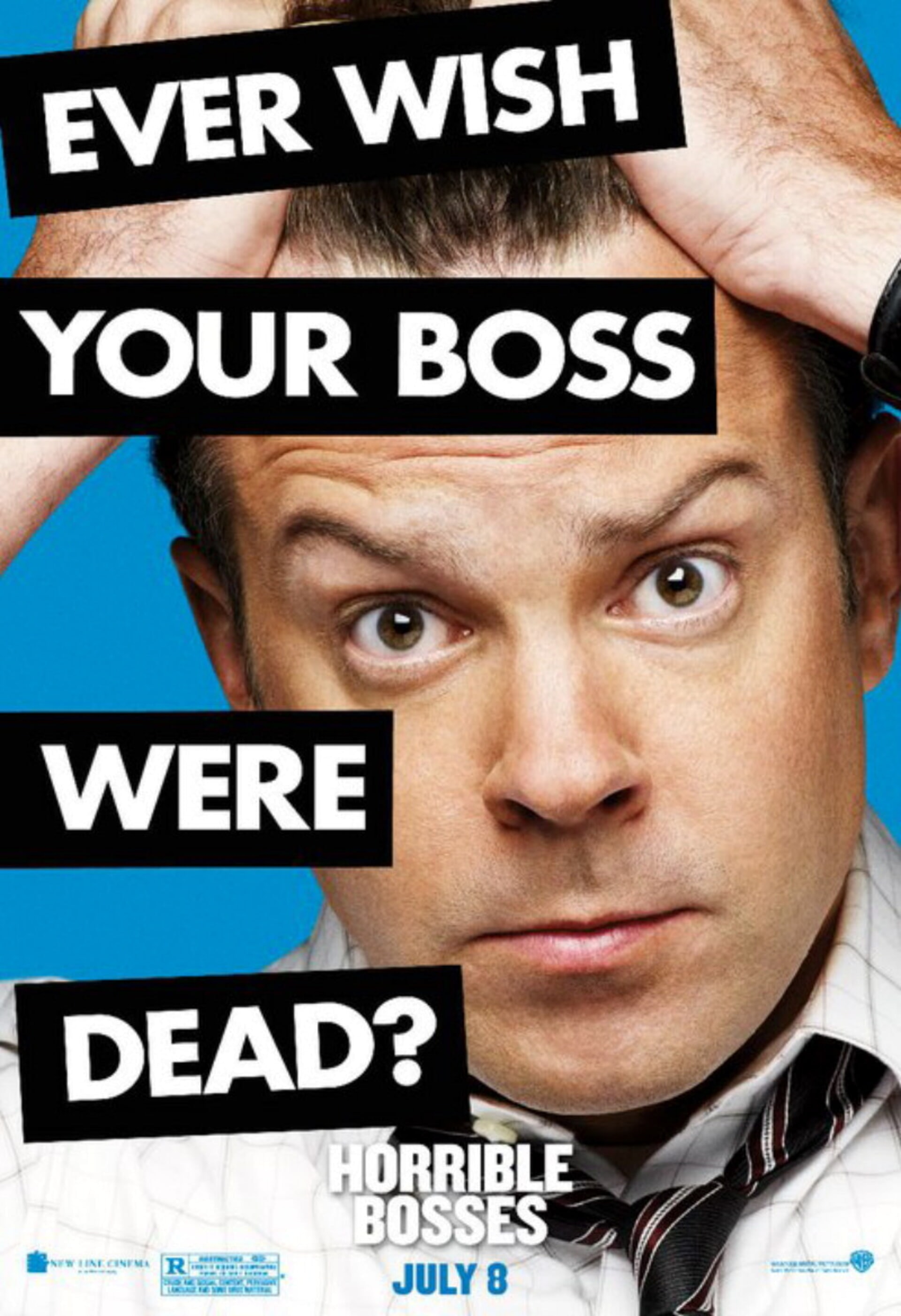 Horrible Bosses - Poster 11