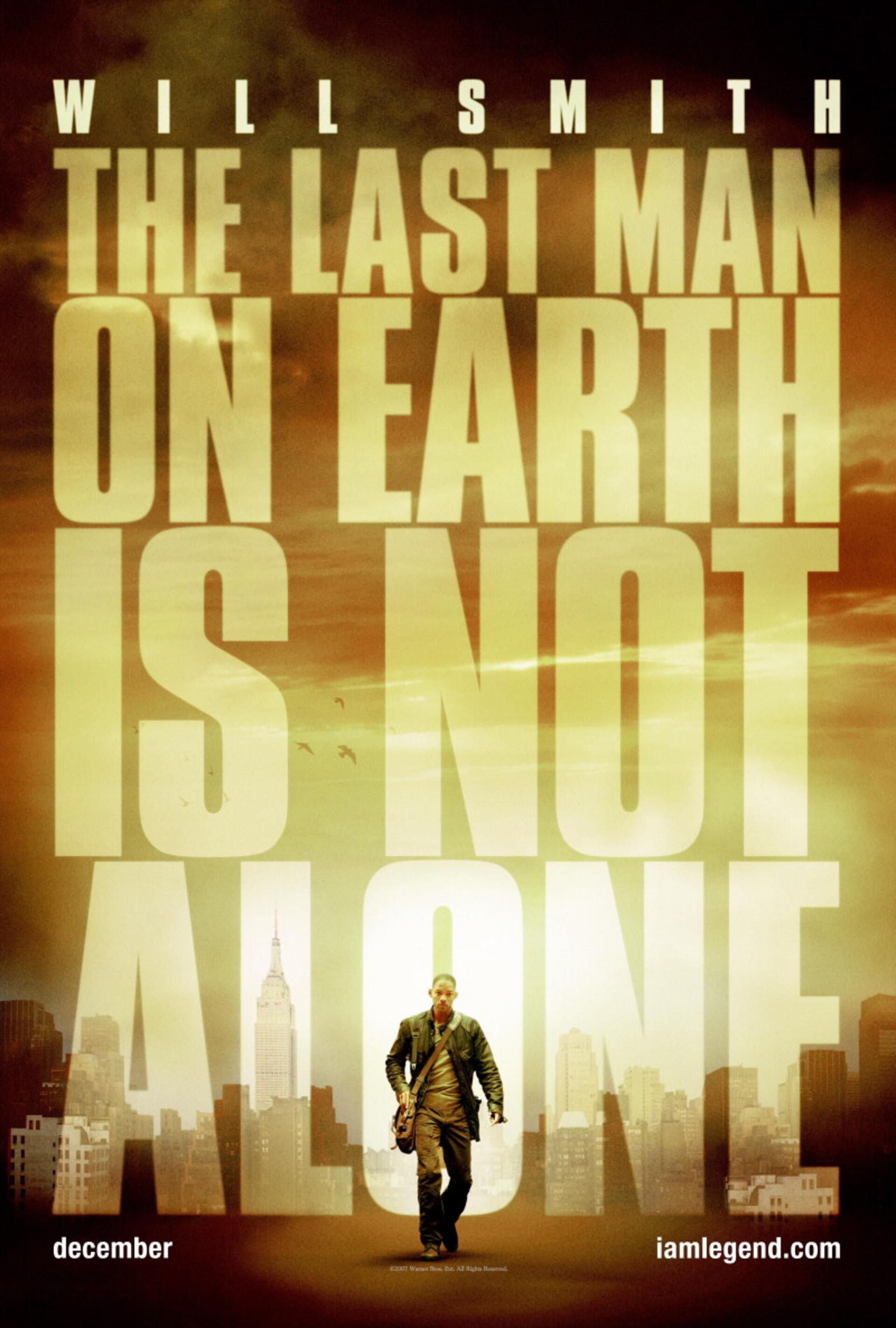 I Am Legend - Poster 2