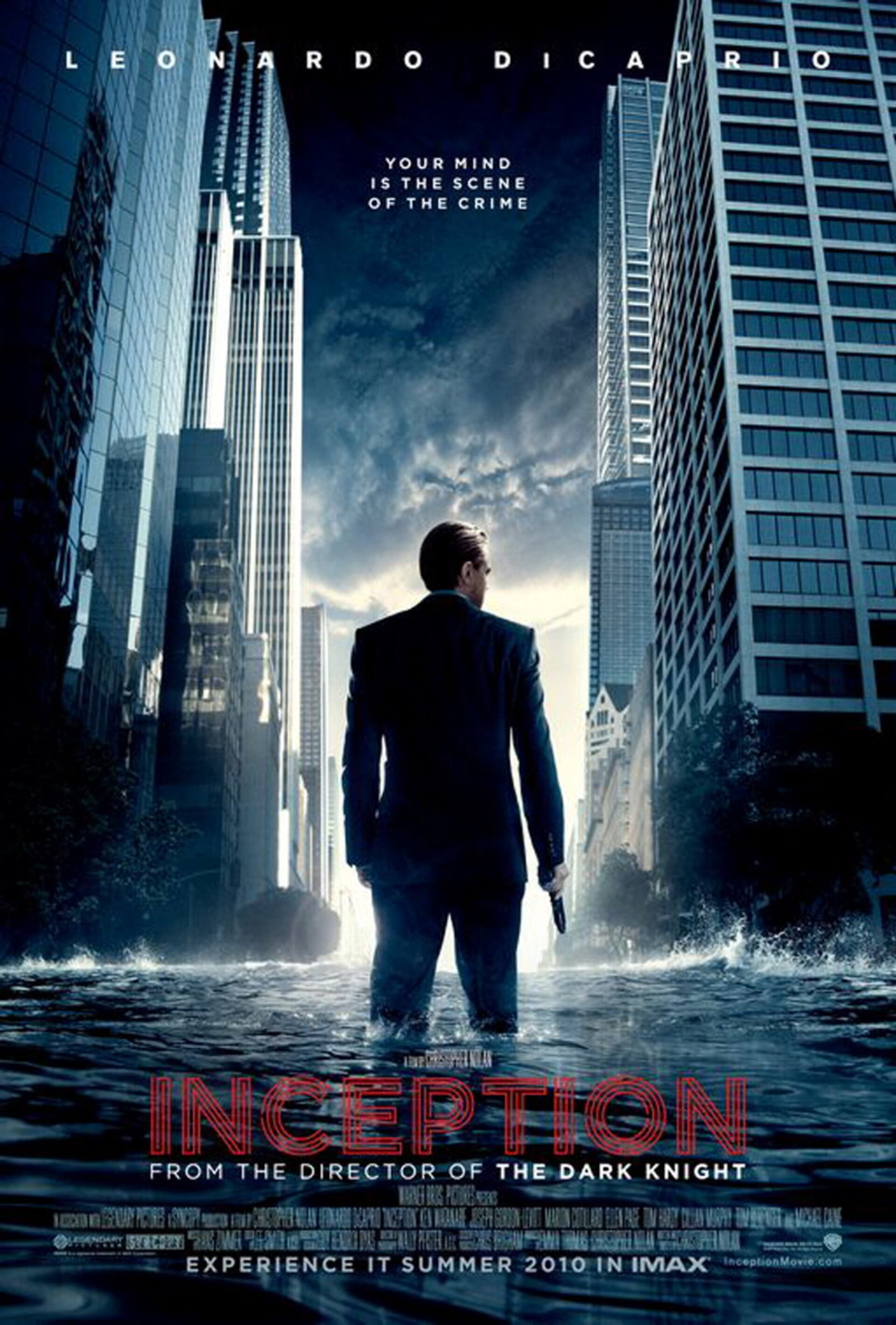 Inception - Poster 1
