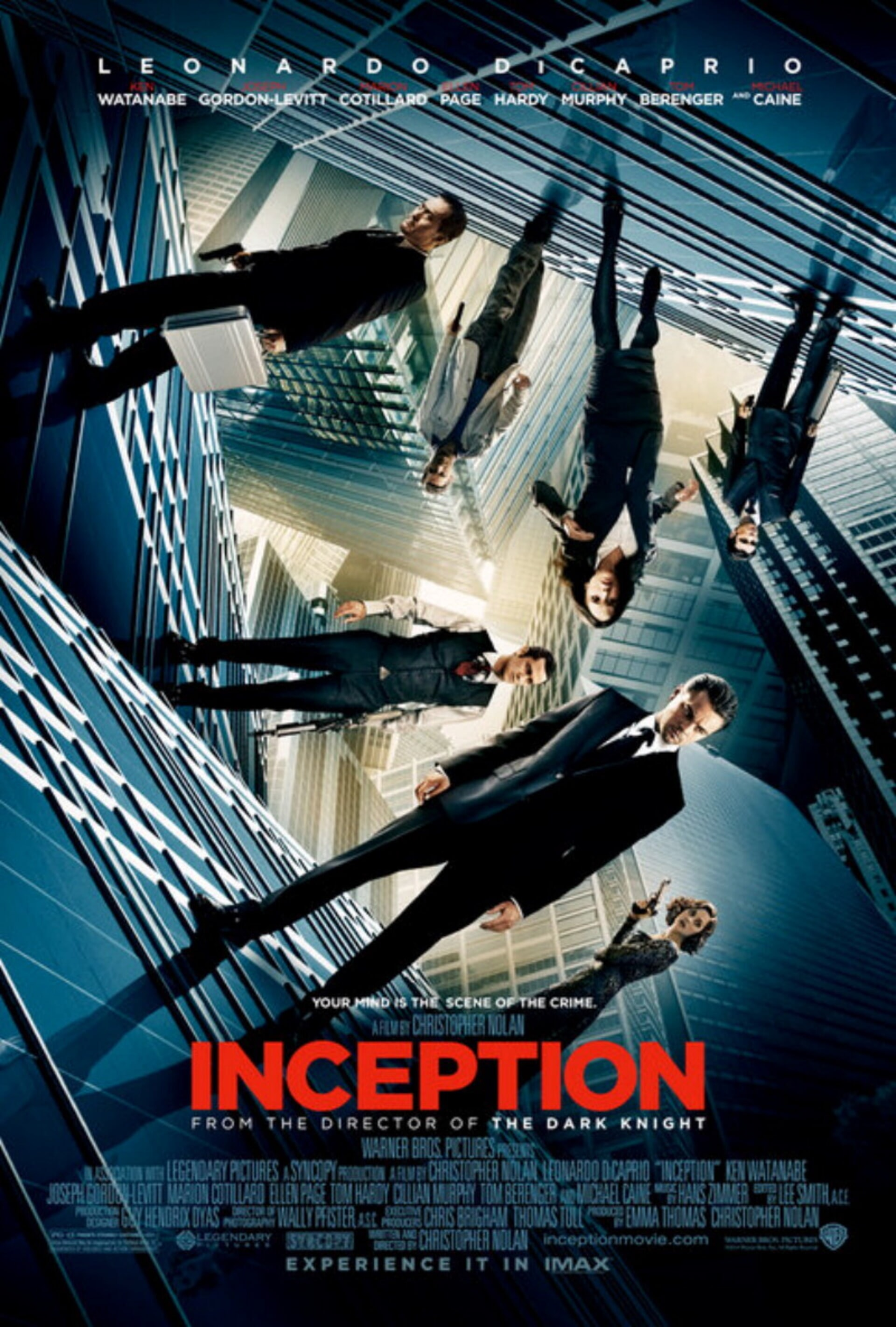 Inception - Poster 9