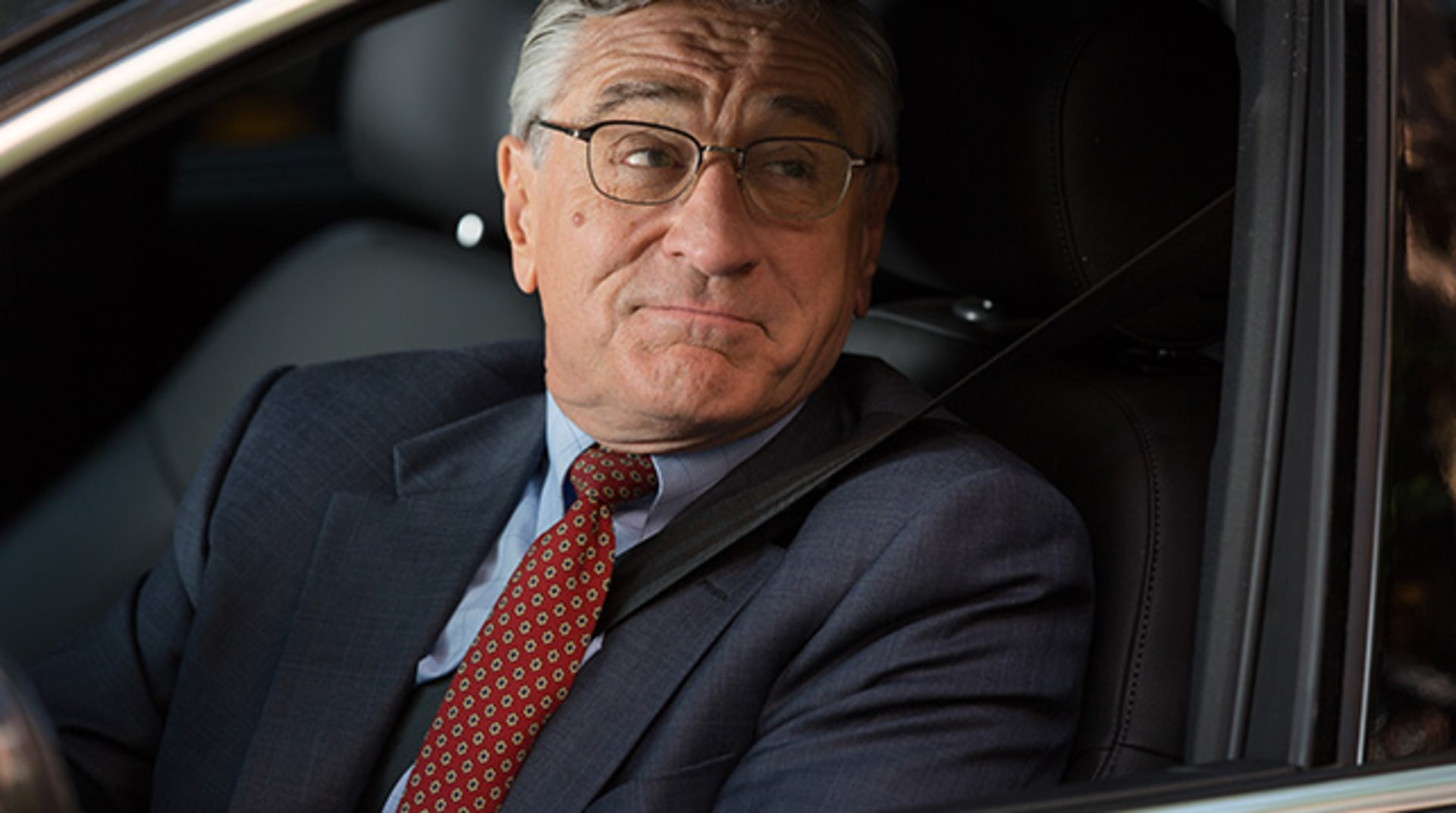 "ROBERT DE NIRO as Ben Whittaker in Warner Bros. Pictures' comedy ""THE INTERN."""