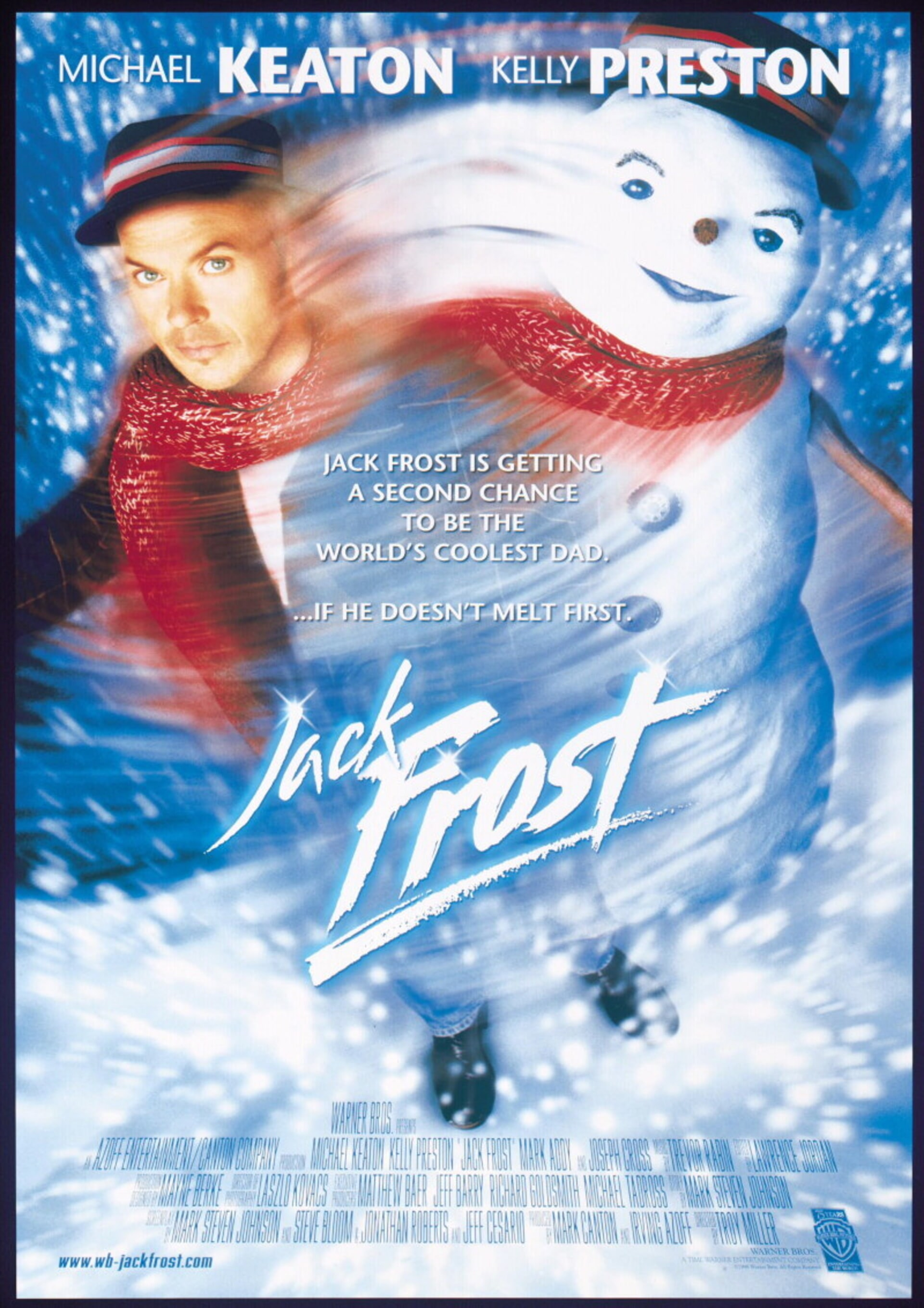Jack Frost - Poster 1