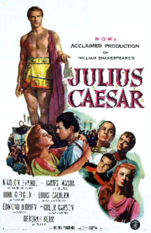 Julius Caesar - Poster 1