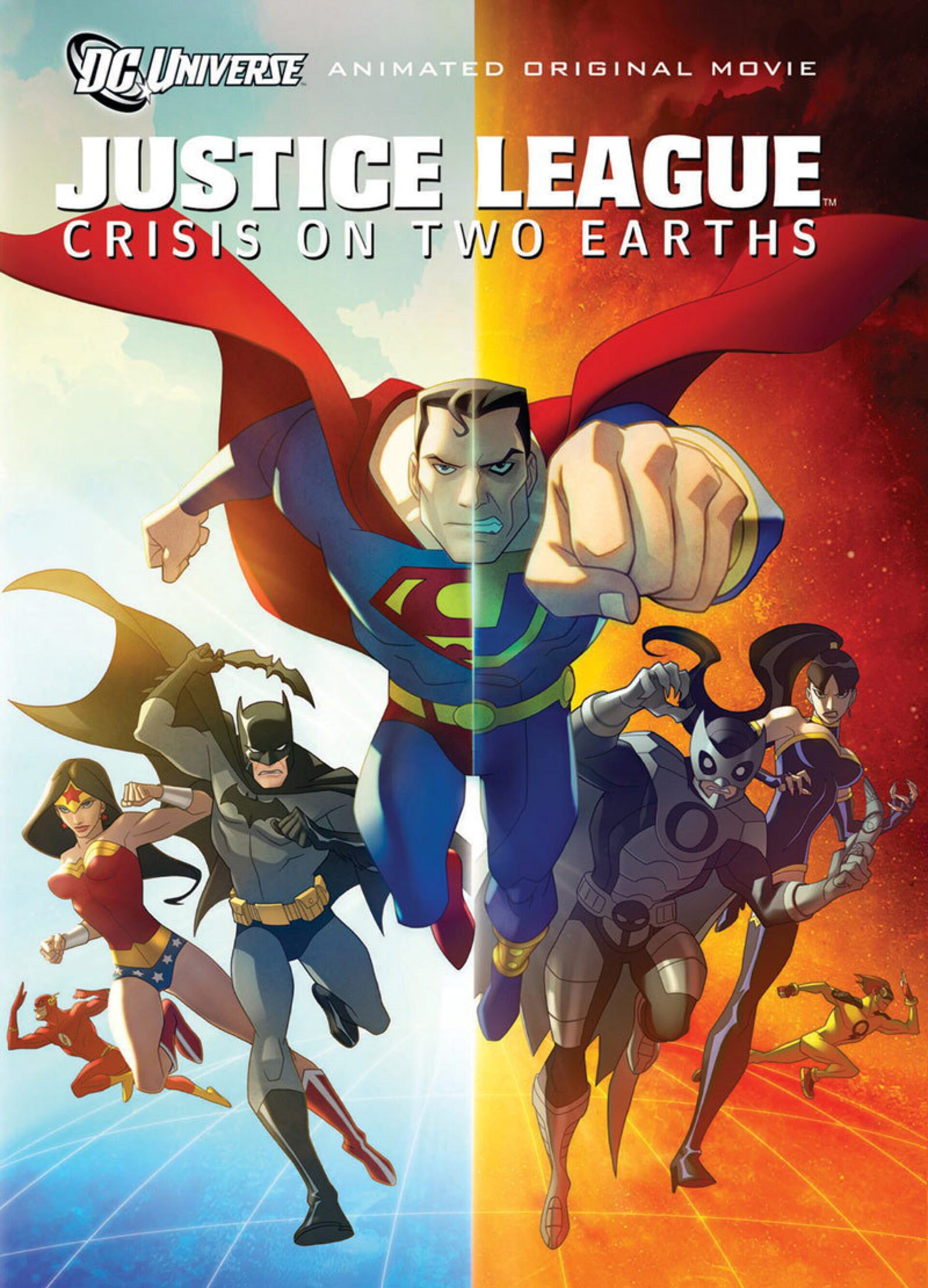 WarnerBros com | Justice League: Crisis on Two Earths | Movies