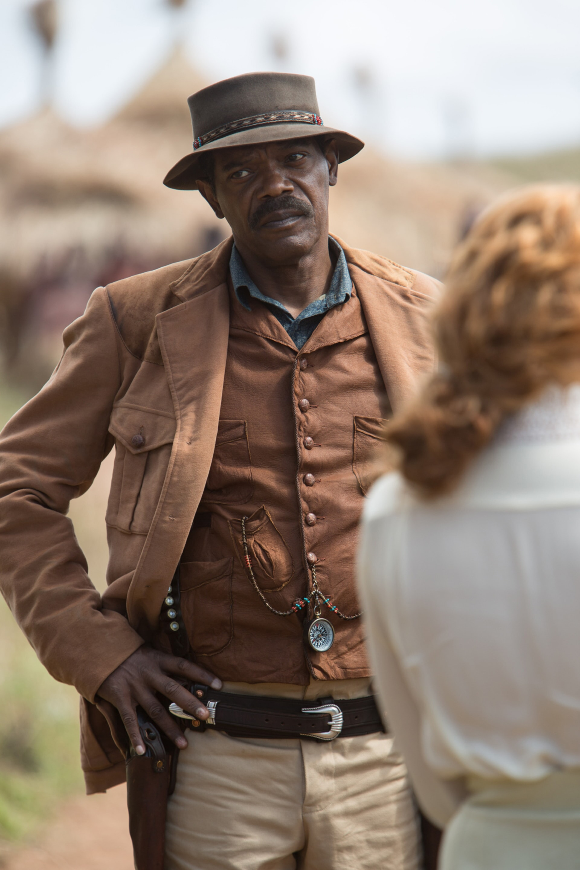 SAMUEL L. JACKSON as George Washington Williams