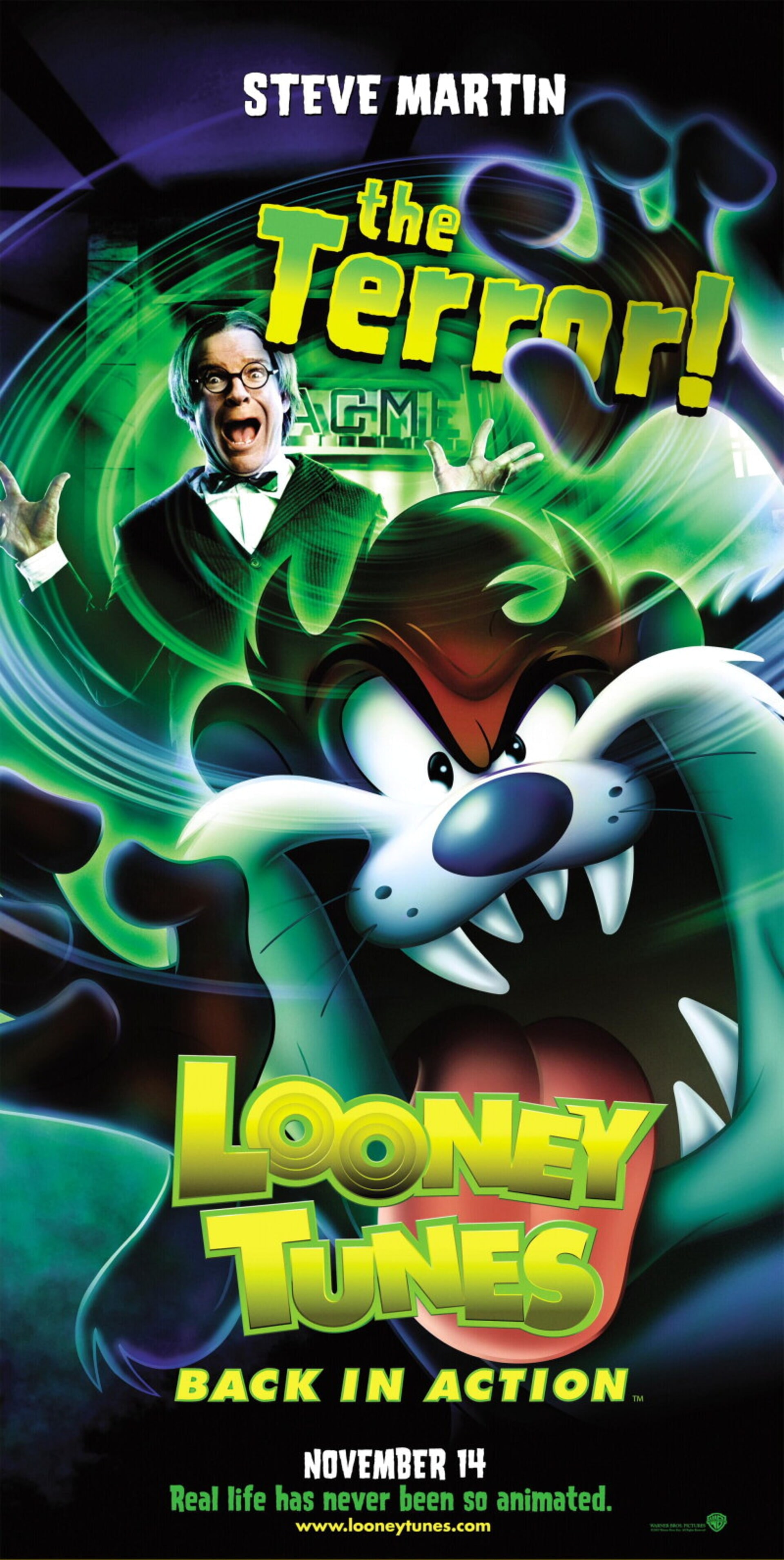 Looney Tunes: Back in Action - Poster 3