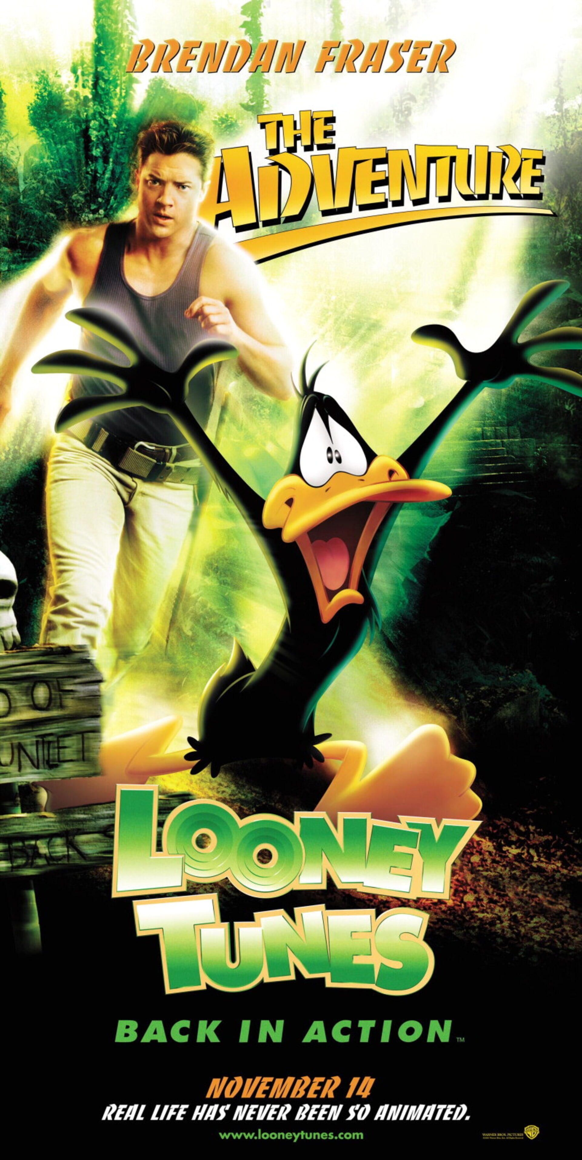 Looney Tunes: Back in Action - Poster 4