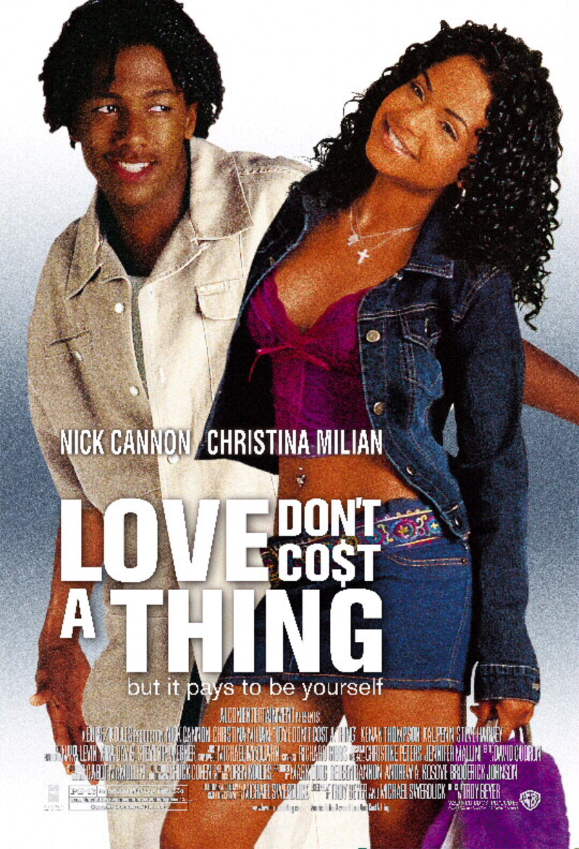 Love Don't Cost a Thing - Poster 1
