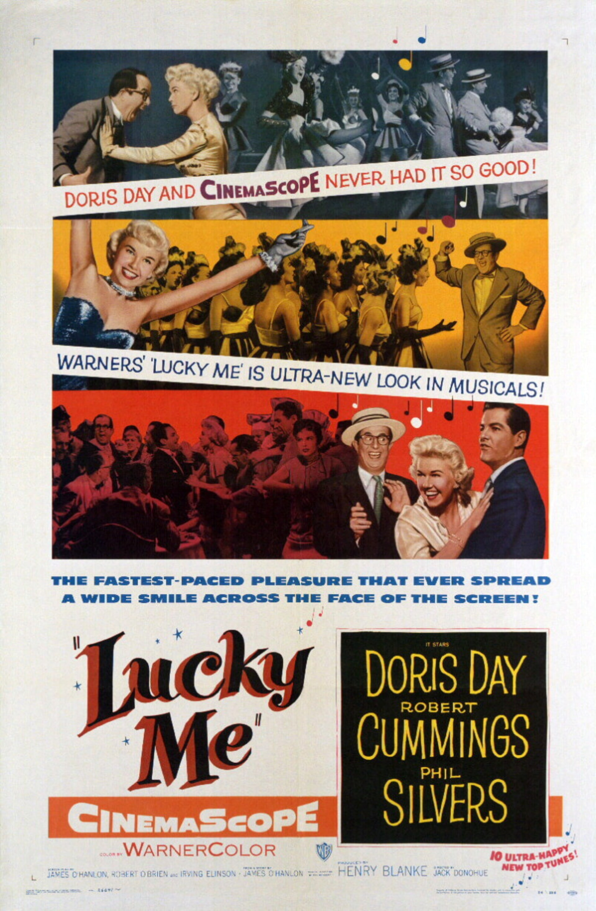 Lucky Me - Poster 1