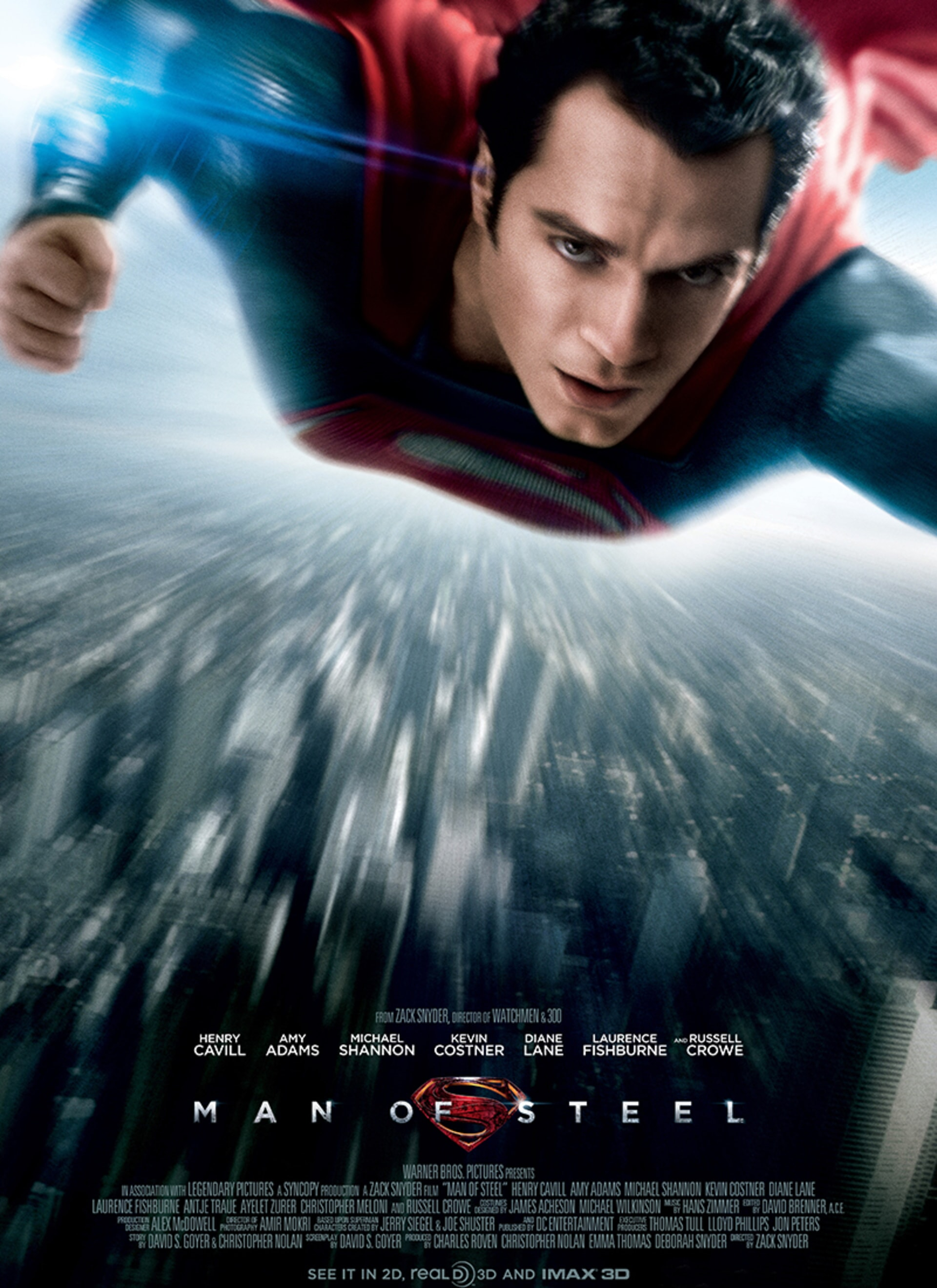 Man of Steel - Poster 1