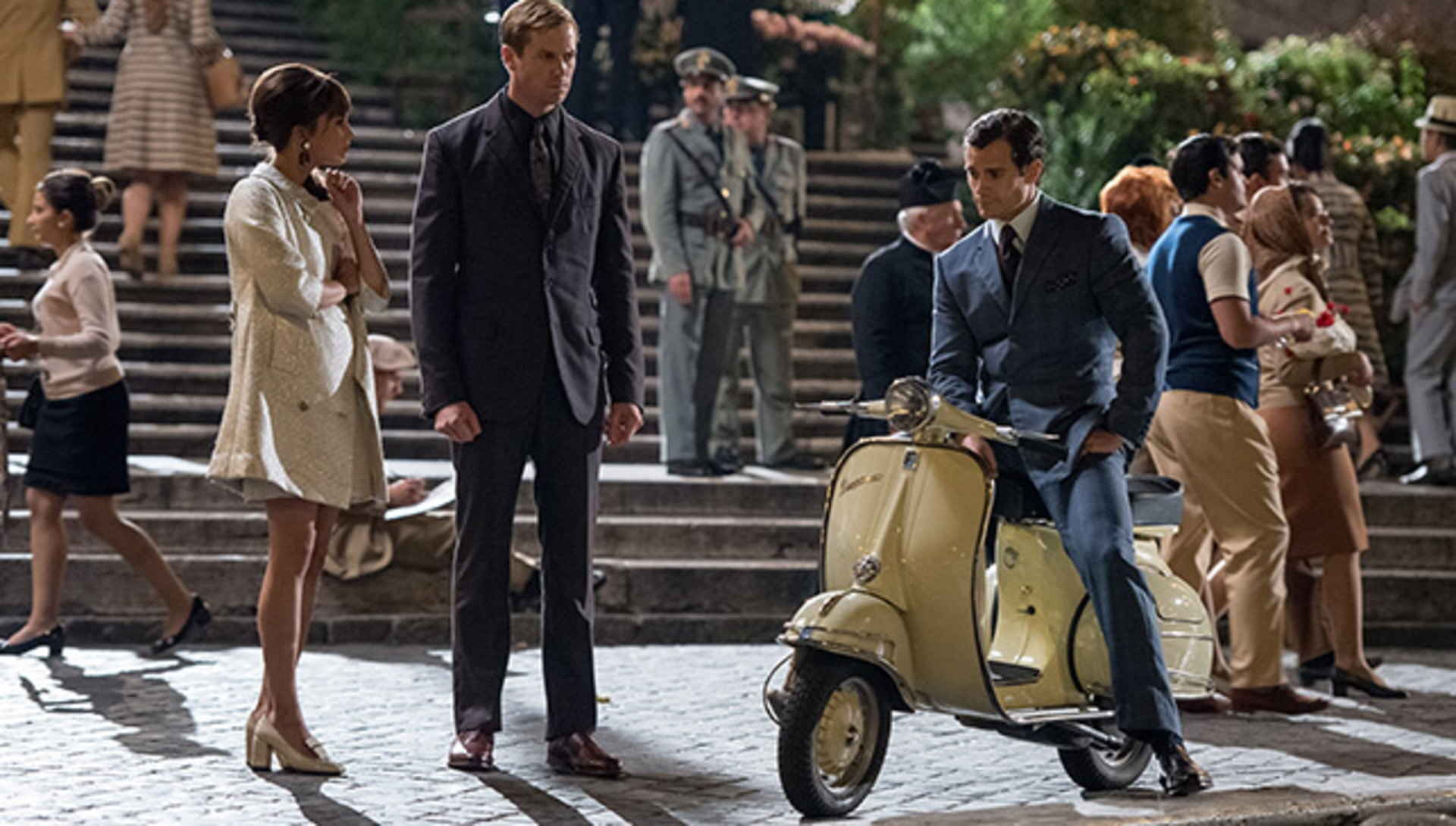 The Man From U.N.C.L.E. - Image 1