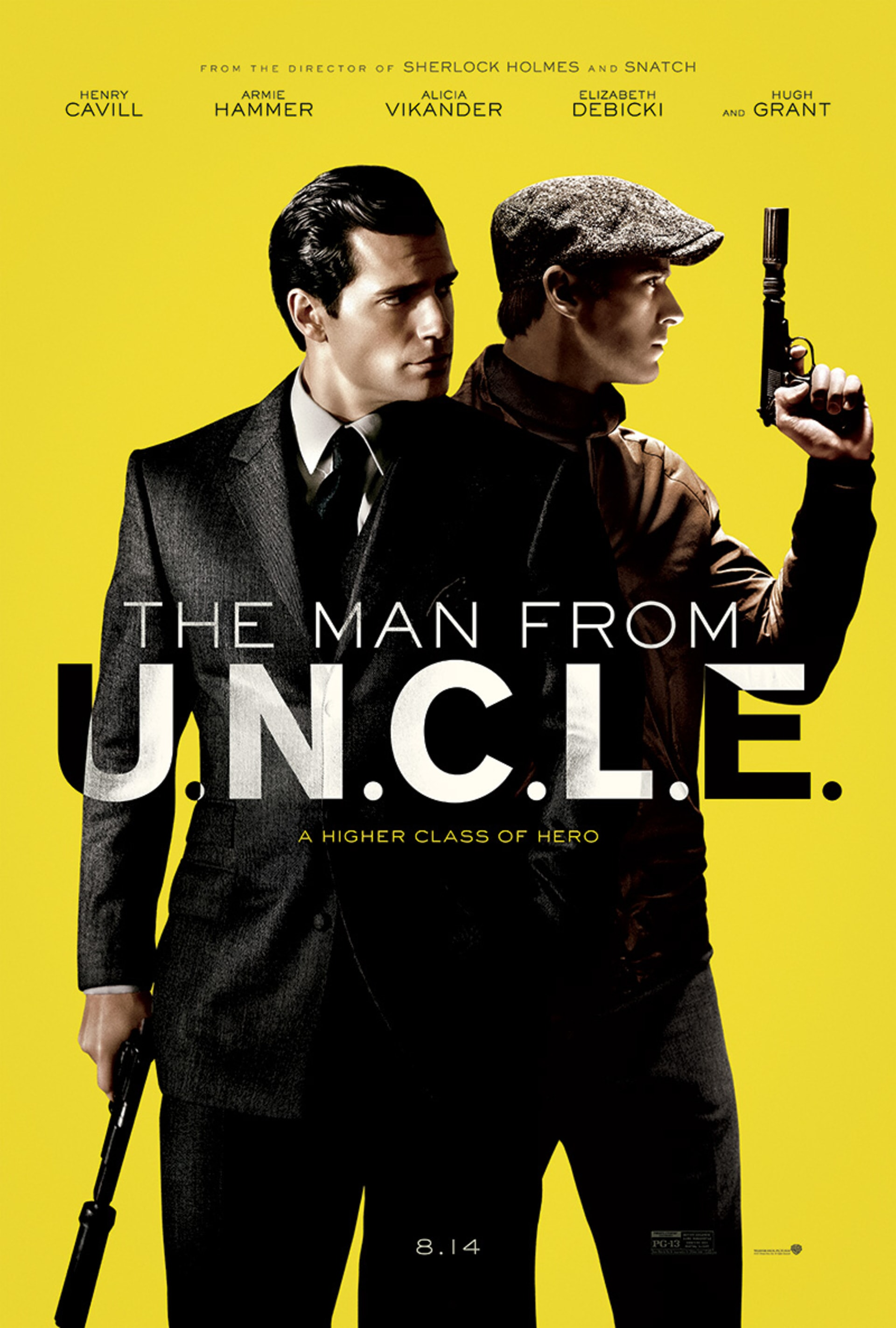 The Man From U.N.C.L.E. - Poster 2