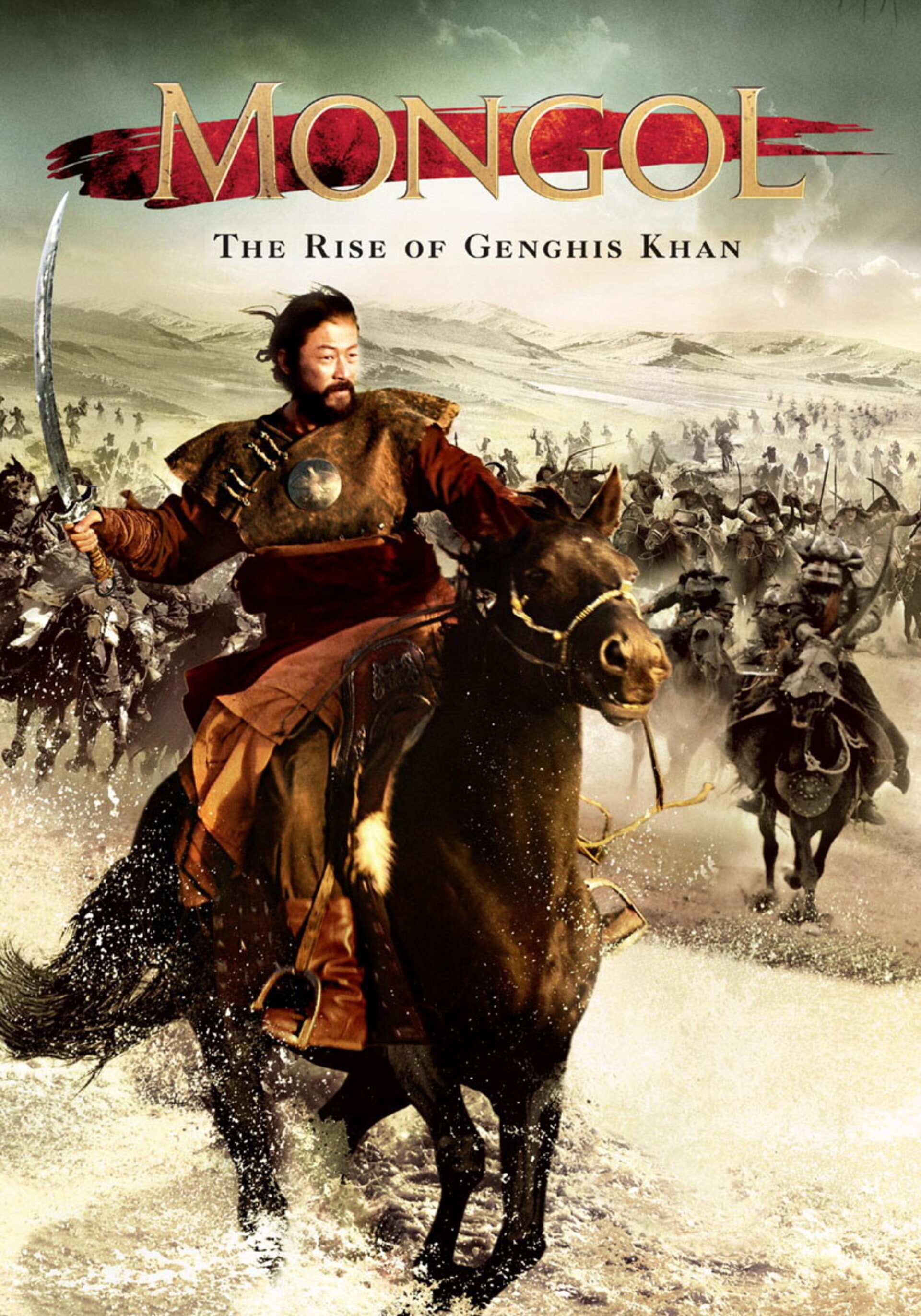 Mongol - Poster 1