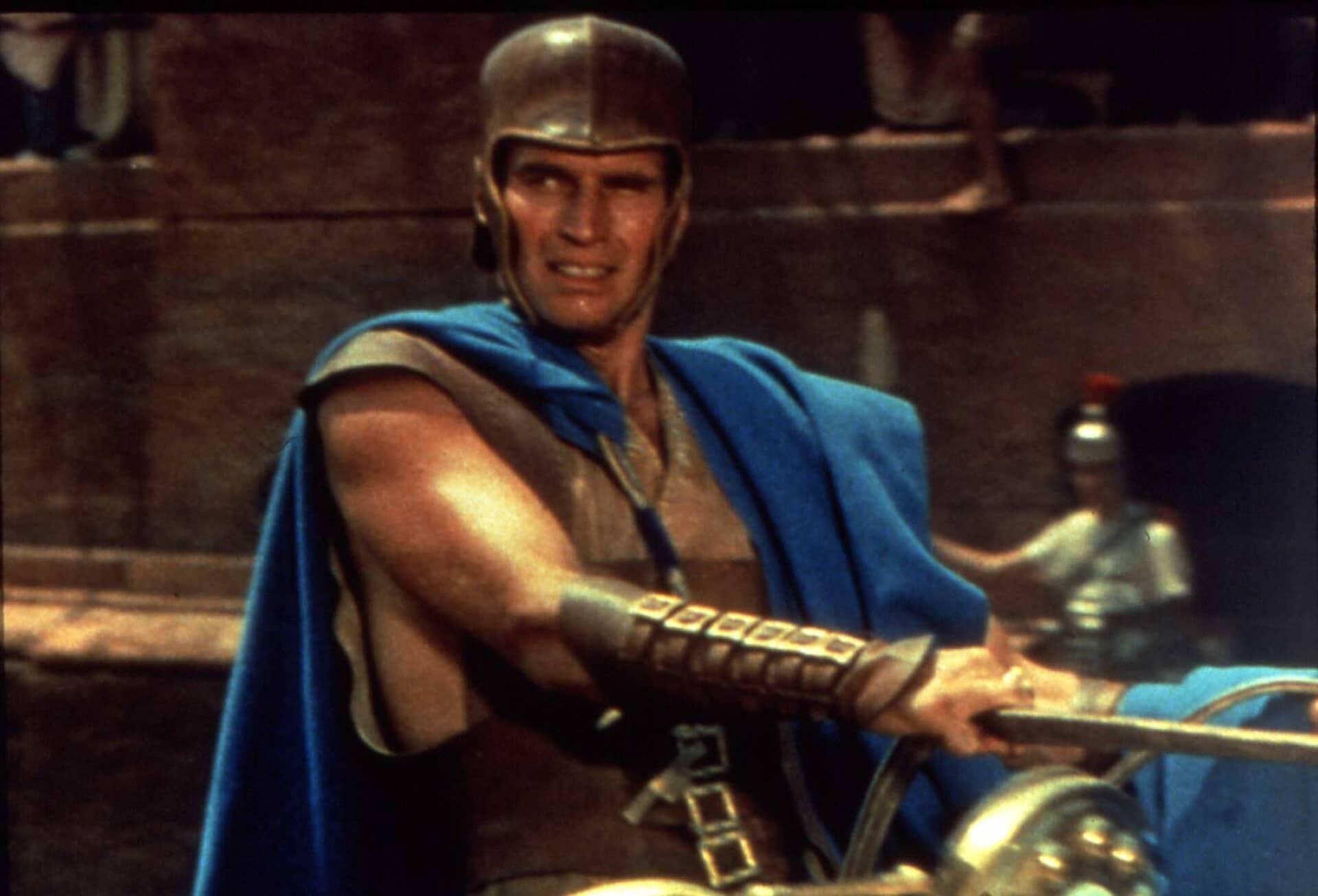 Charlton Heston in Ben-Hur (1959)