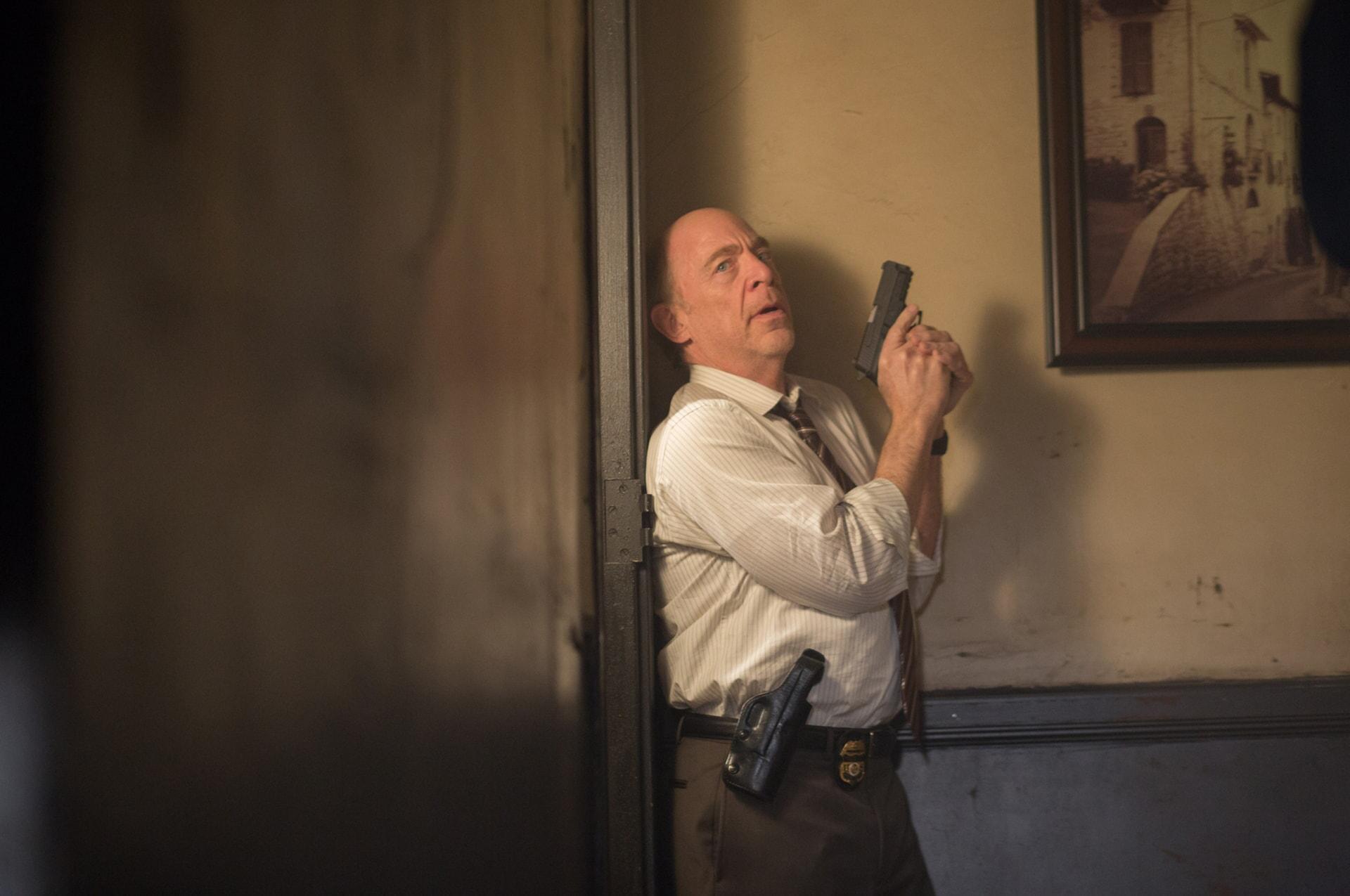 """J.K. SIMMONS as Ray King in Warner Bros. Pictures' """"THE ACCOUNTANT,"""" a Warner Bros. Pictures release."""