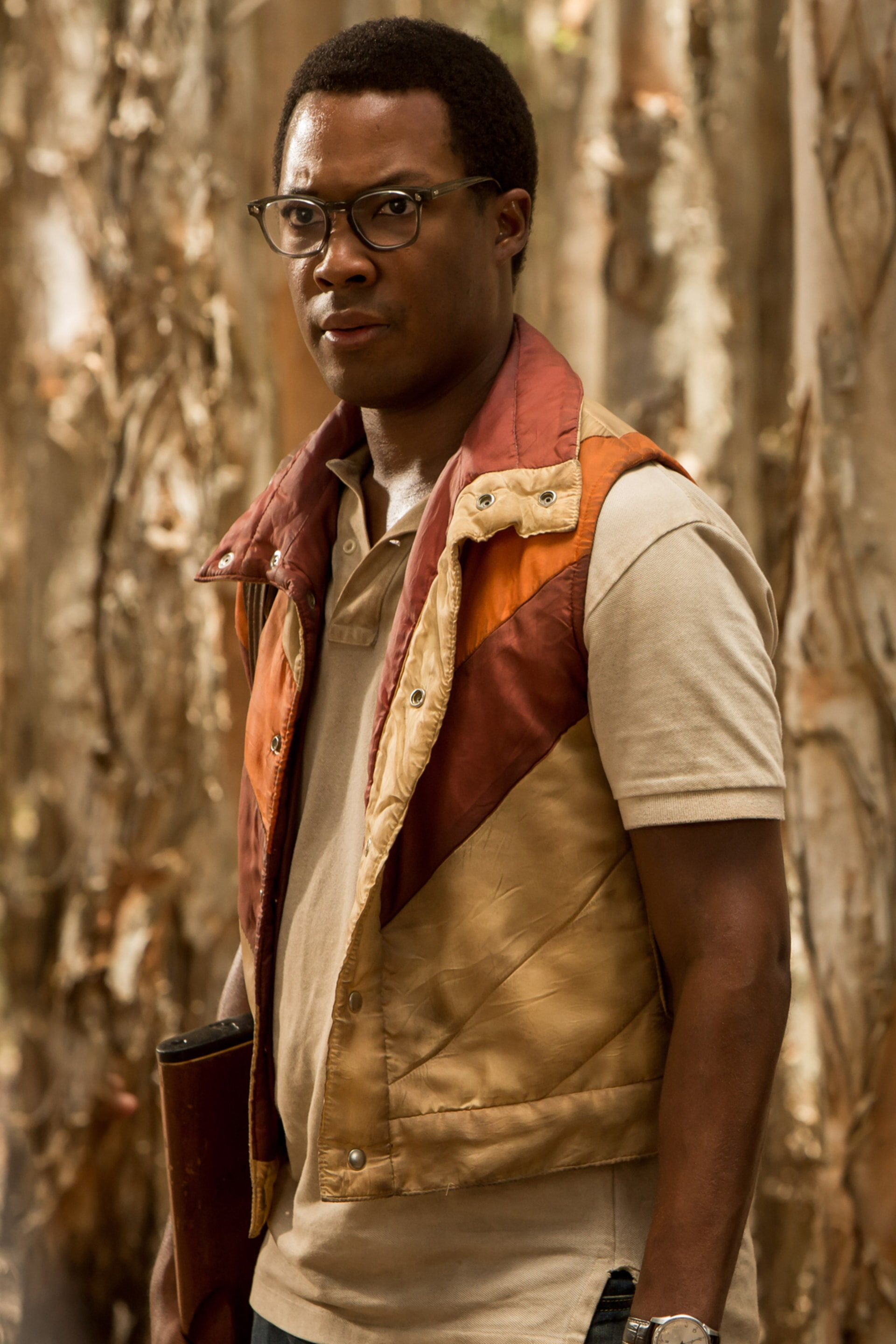 """COREY HAWKINS as Houston Brooks in Warner Bros. Pictures, Legendary Pictures and Tencent Pictures' action adventure """"KONG: SKULL ISLAND,"""" a Warner Bros. Pictures release."""