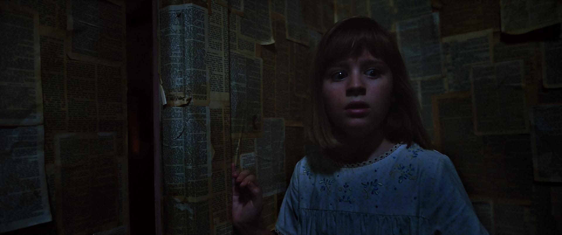 "LULU WILSON as Linda in New Line Cinema's supernatural thriller ""ANNABELLE: CREATION,"" a Warner Bros. Pictures release."