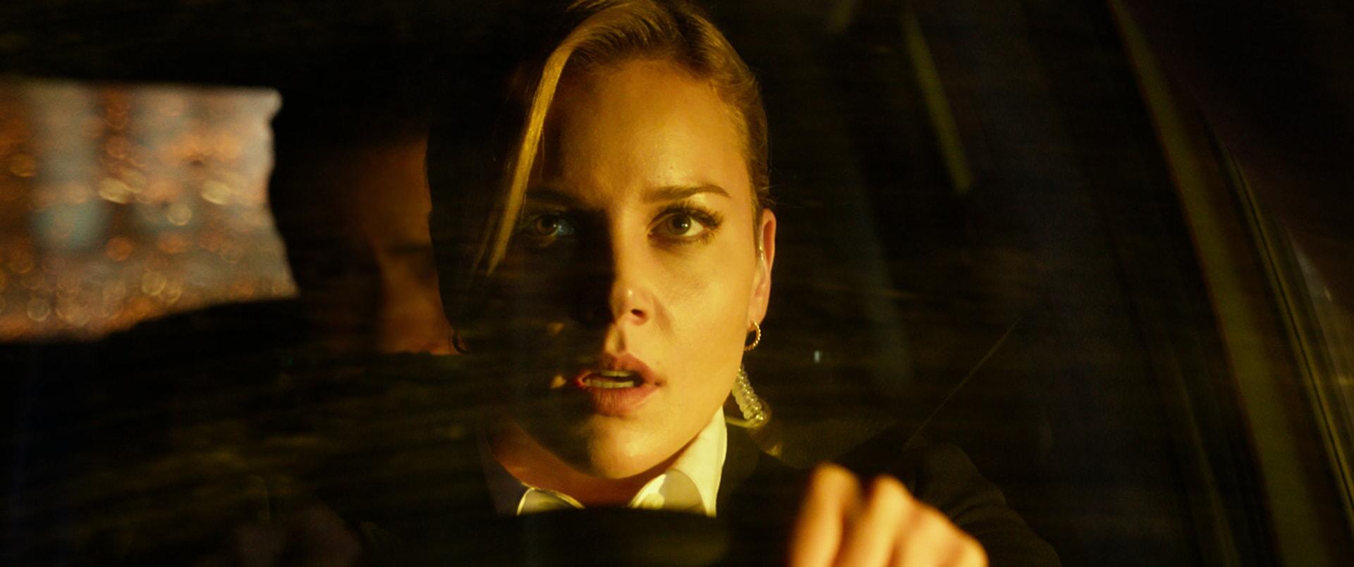 "ABBIE CORNISH as Sarah Wilson in Warner Bros. Pictures' and Skydance's suspense thriller ""GEOSTORM,"" a Warner Bros. Pictures release."