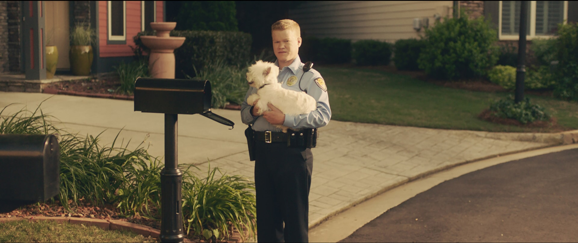 """JESSE PLEMONS as Gary in New Line Cinema's action comedy """"GAME NIGHT,"""" a Warner Bros. Pictures release."""