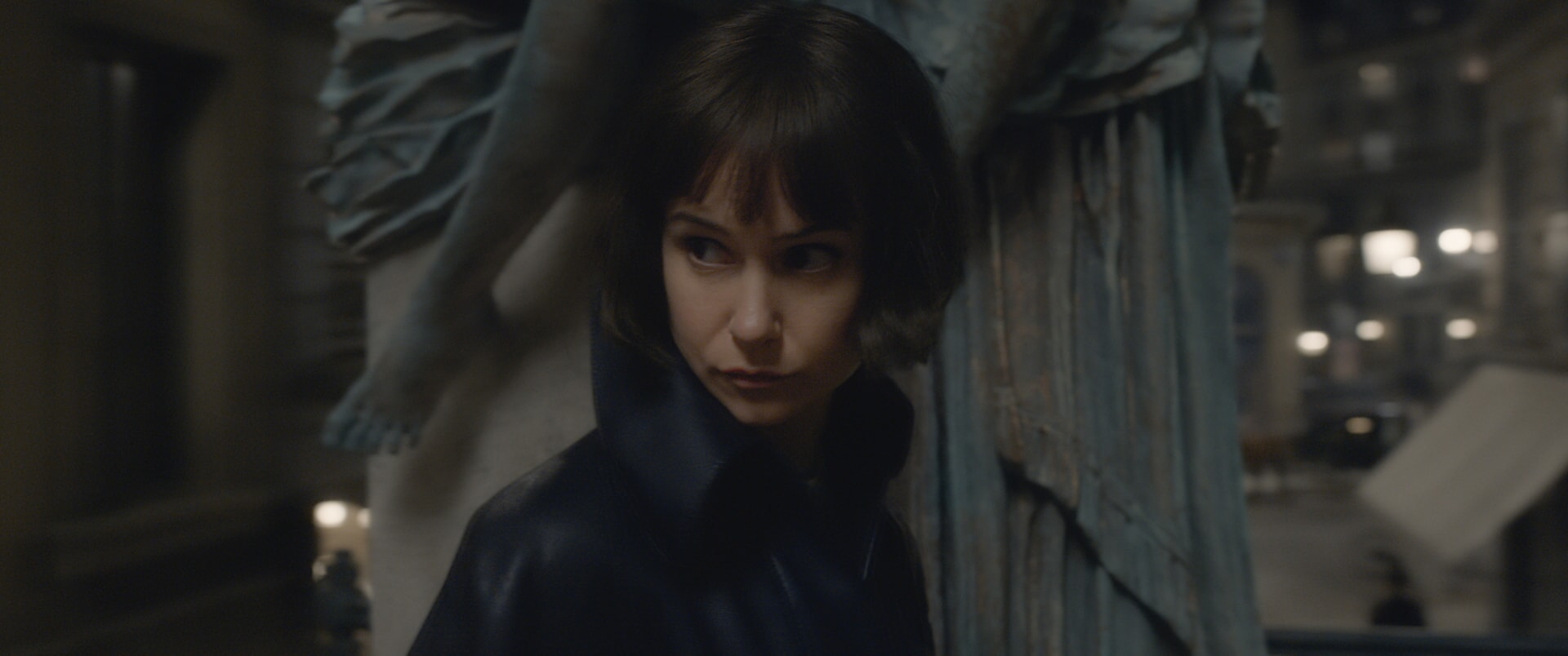 "KATHERINE WATERSTON as Tina Goldstein in Warner Bros. Pictures' fantasy adventure ""FANTASTIC BEASTS: THE CRIMES OF GRINDELWALD,"" a Warner Bros. Pictures release"