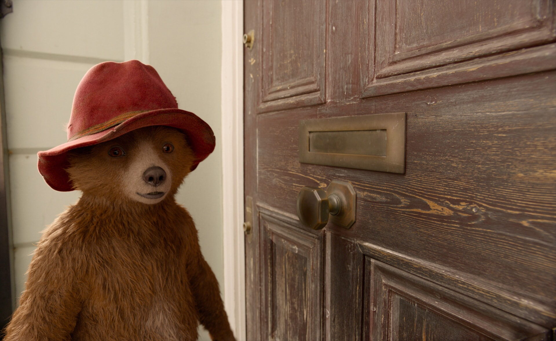 """Paddington voiced by BEN WHISHAW in the family adventure """"PADDINGTON 2,"""" from Warner Bros. Pictures and STUDIOCANAL, in association with Anton Capital Entertainment S.C.A., a Warner Bros. Pictures release."""