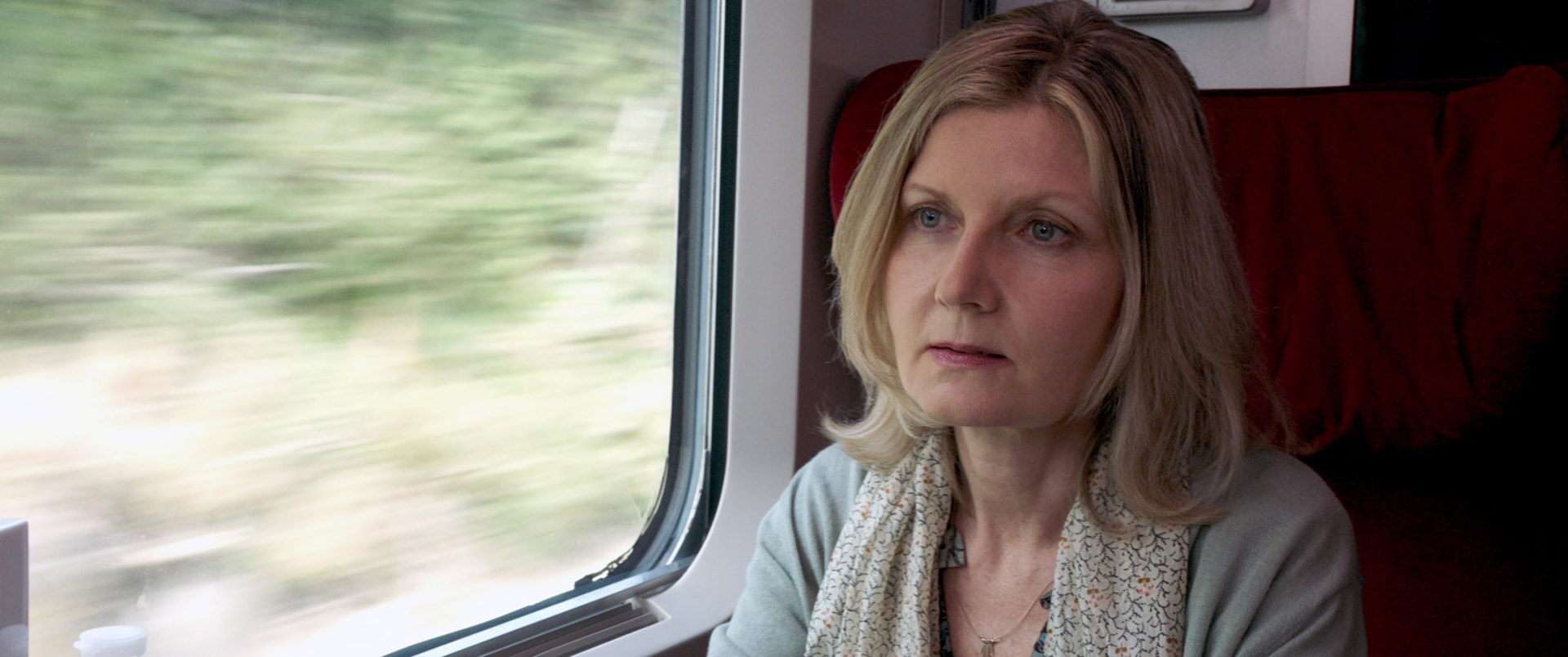 """ISABELLE RISACHER MOOGALIAN as Isabelle in Warner Bros. Pictures' and Village Roadshow Pictures' """"THE 15:17 TO PARIS,"""" a Warner Bros. Pictures release."""