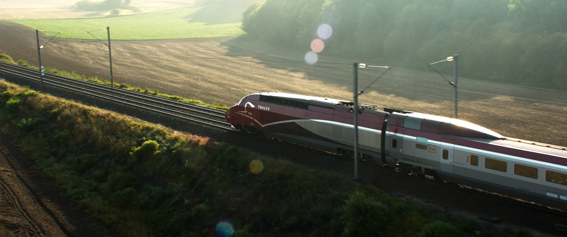 """A scene from Warner Bros. Pictures' and Village Roadshow Pictures' """"THE 15:17 TO PARIS,"""" a Warner Bros. Pictures release."""