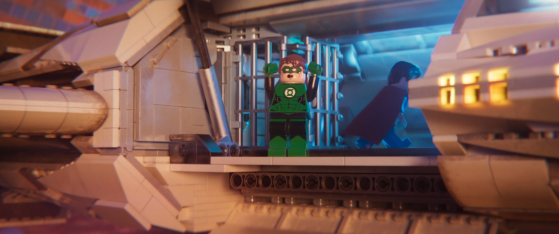 Green Lantern (JONAH HILL)