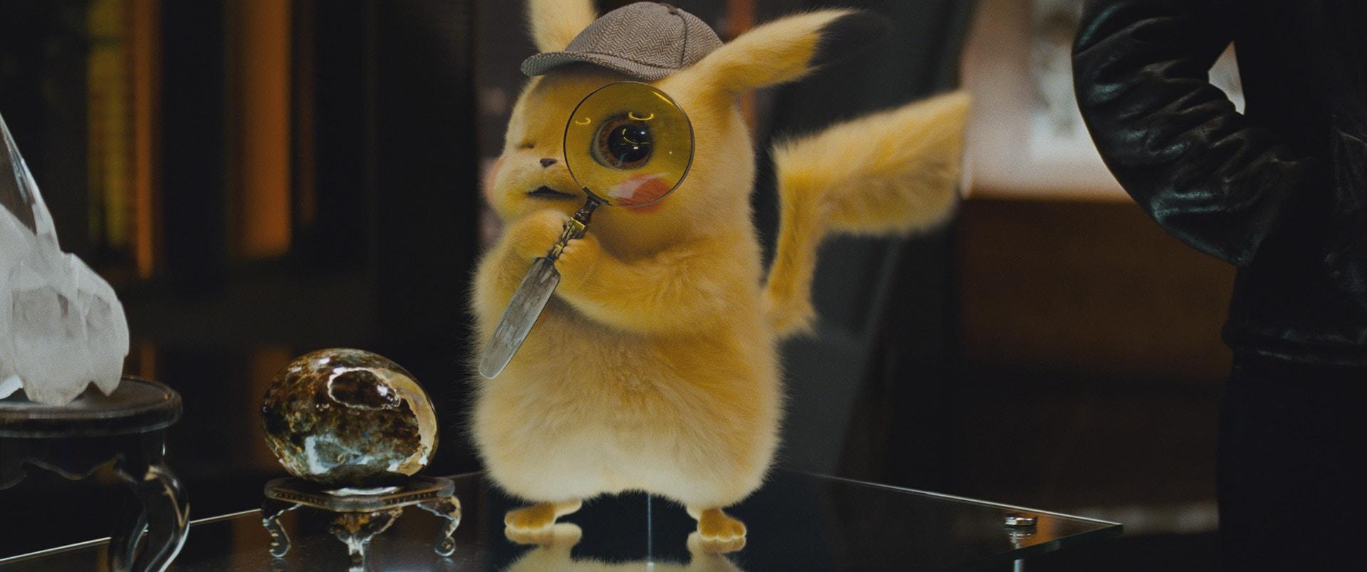 Detective Pikachu (RYAN REYNOLDS)