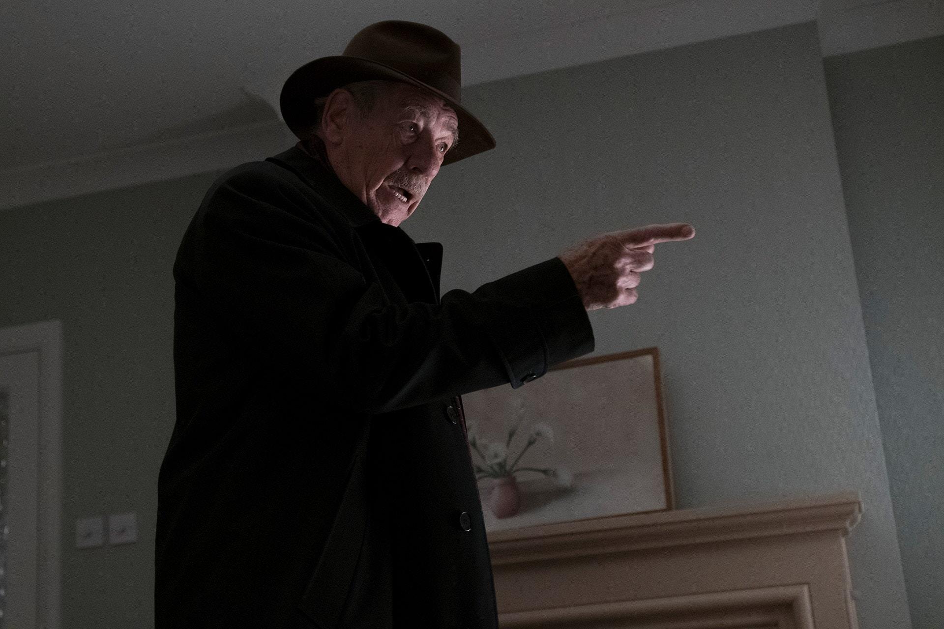 IAN McKELLEN as Roy Courtnay