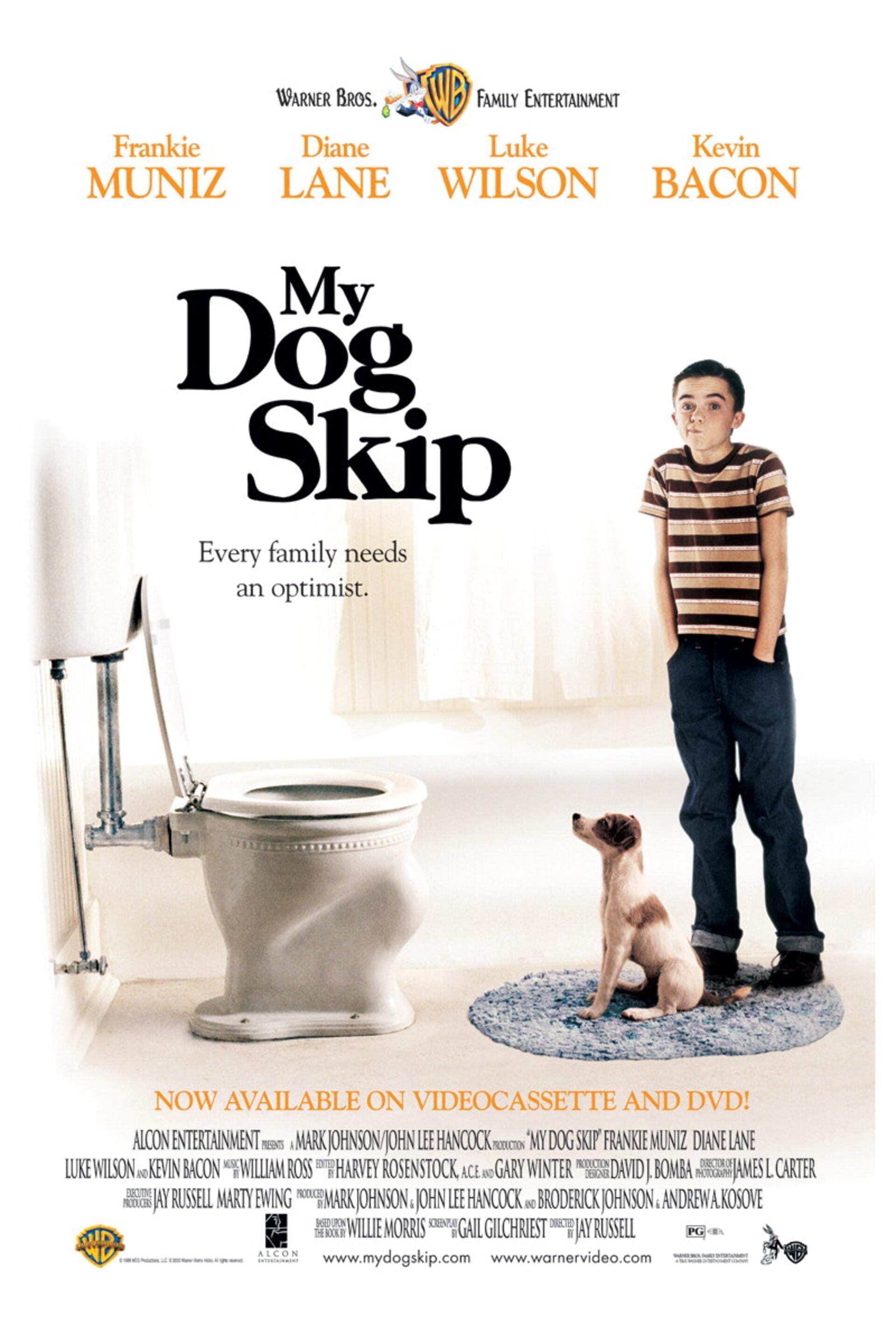 My Dog Skip - Poster 1