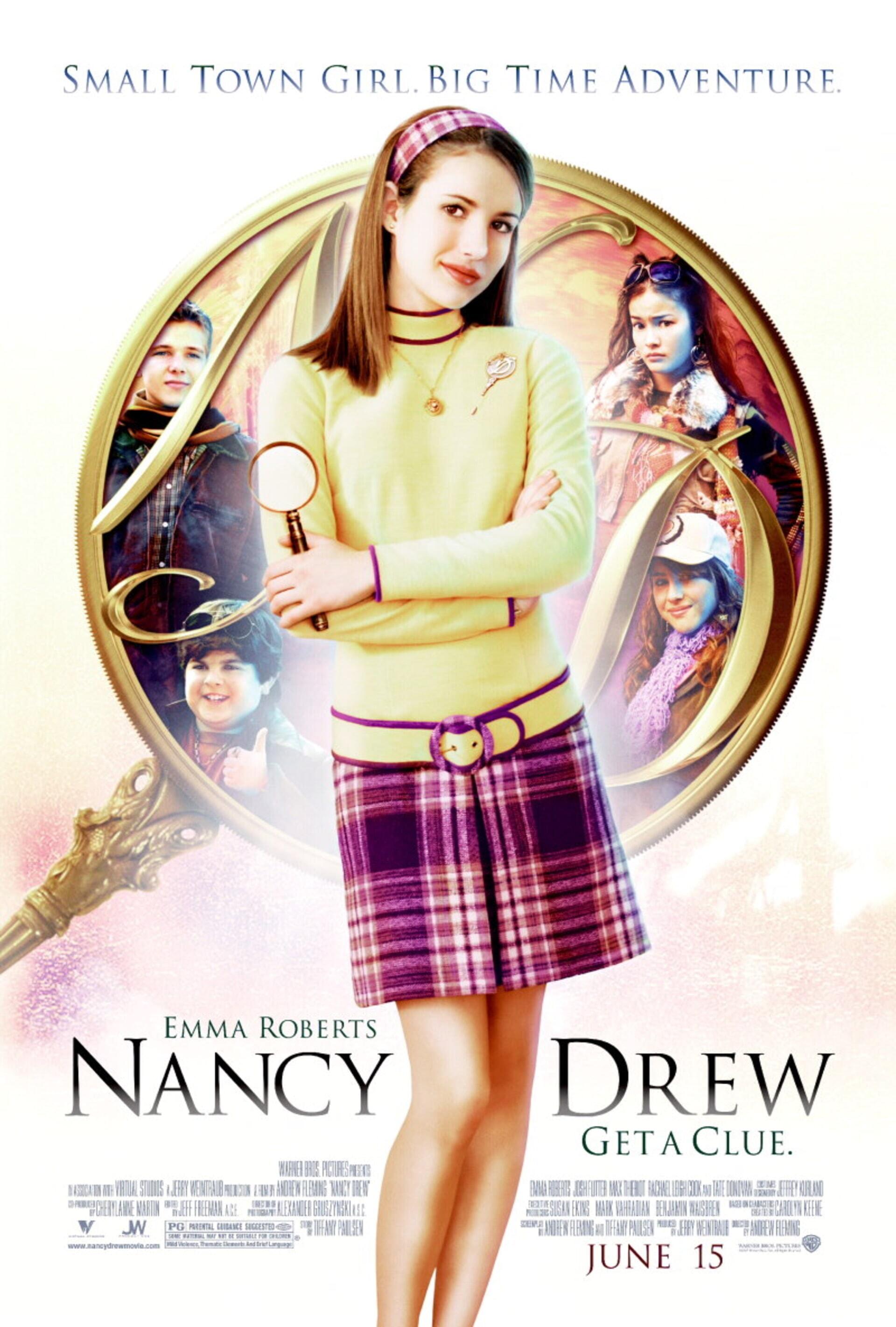 Nancy Drew - Poster 2