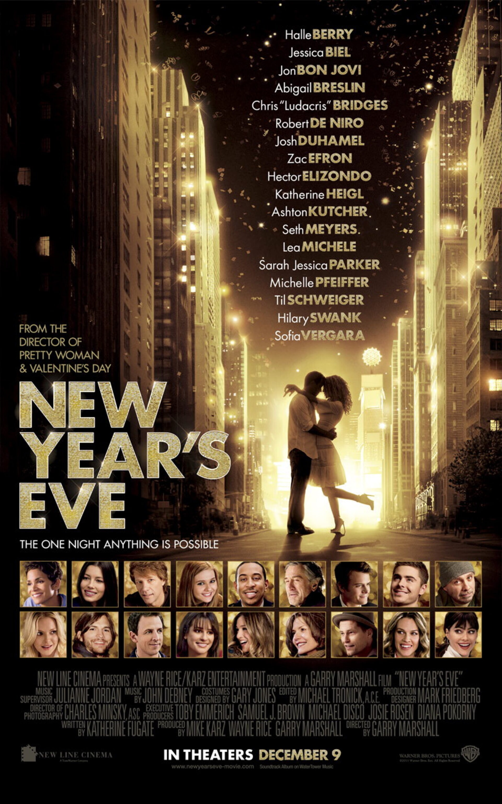 New Year's Eve - Poster 2