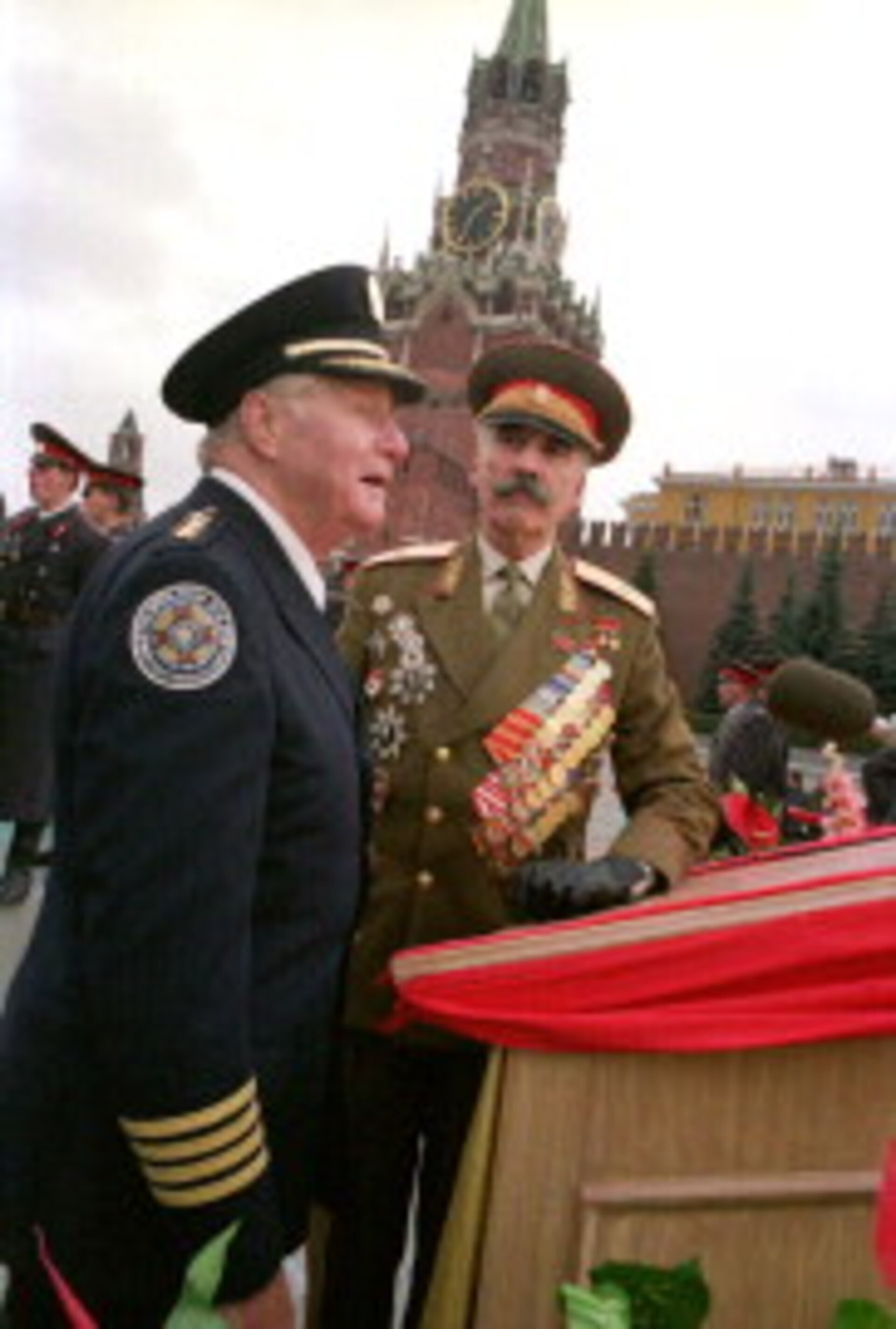 Police Academy: Mission to Moscow - Image 3