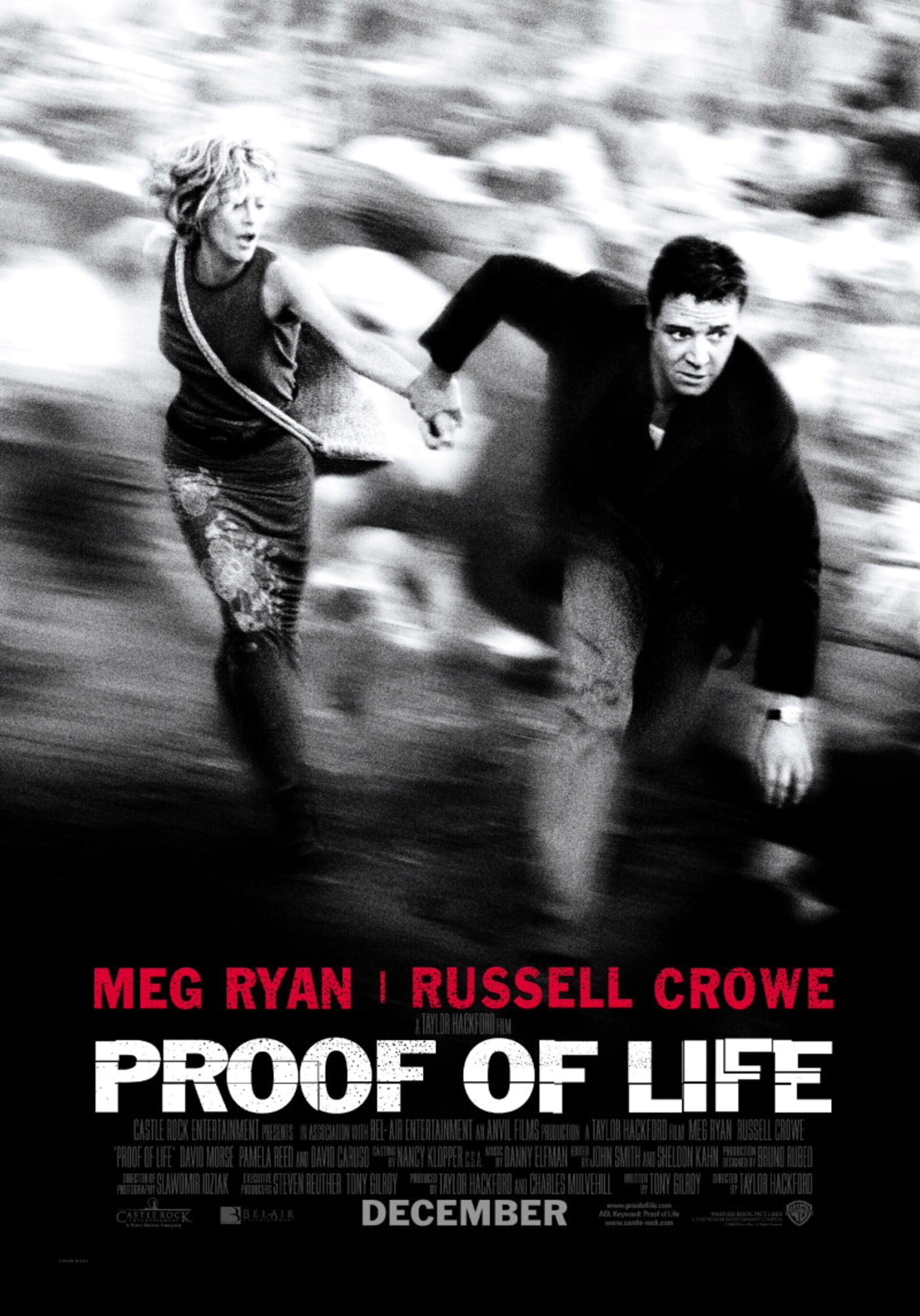 Proof of Life - Poster 1