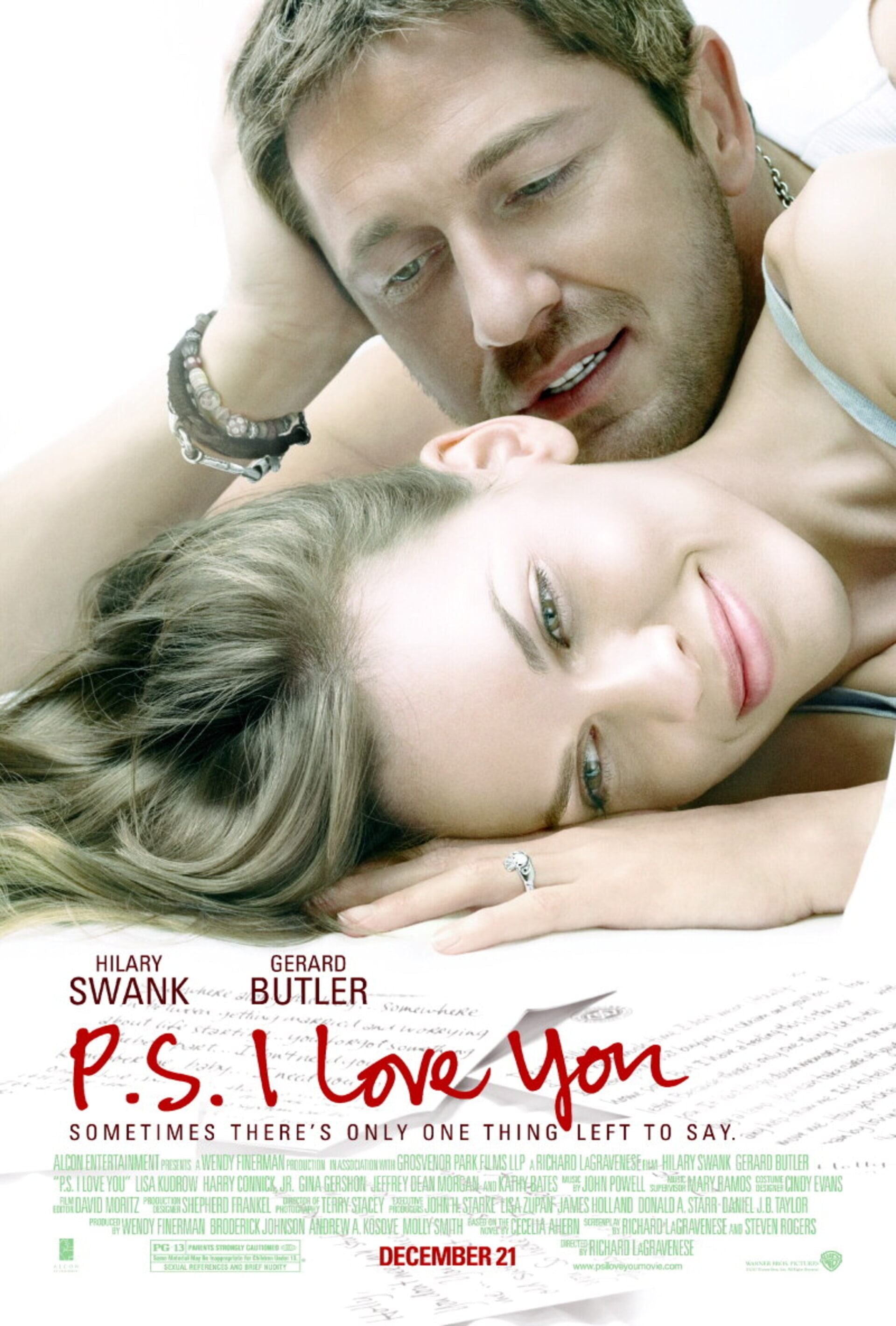 P.S. I Love You - Poster 1