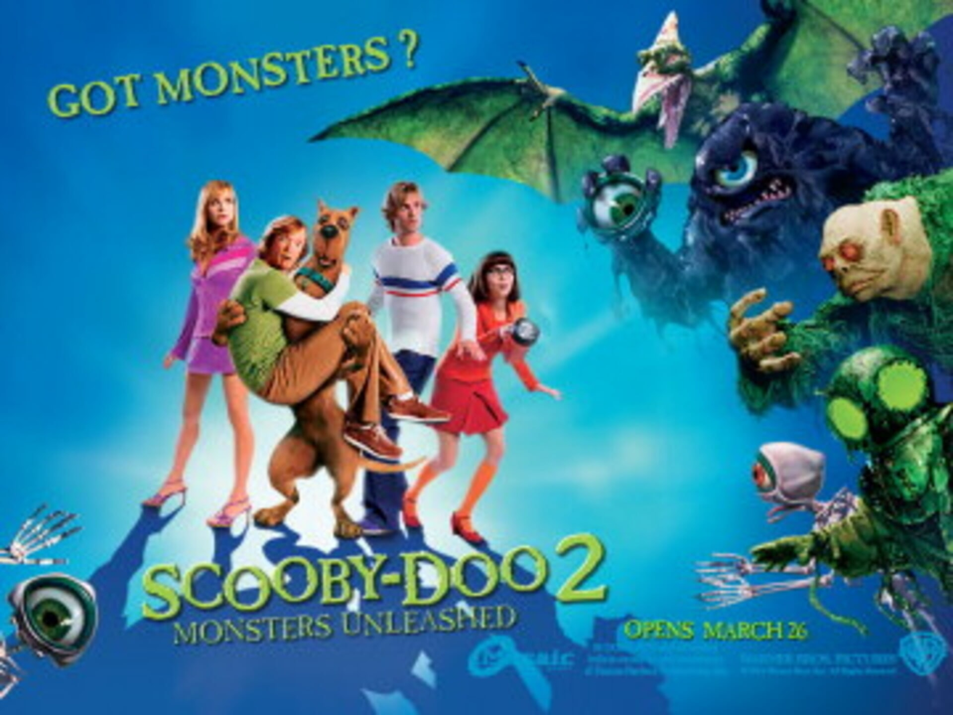 Scooby-doo 2: Monsters Unleashed - Image 7