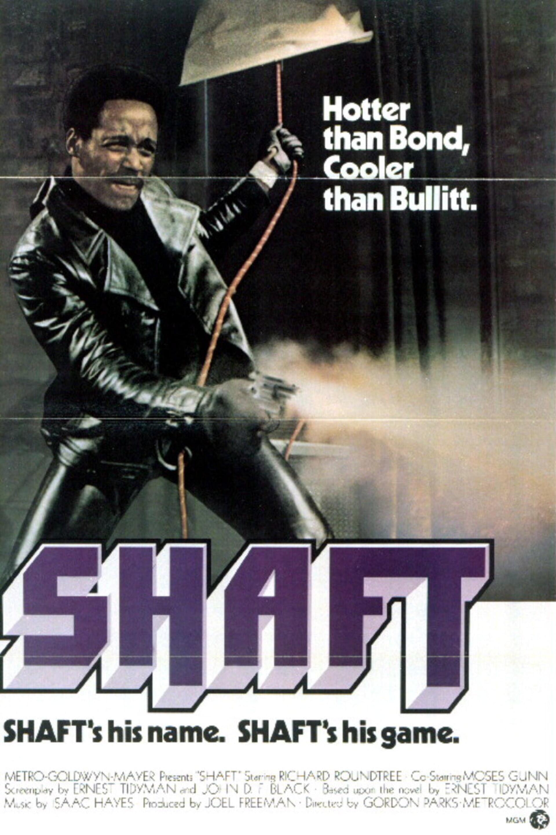 Shaft (1971) - Poster 1