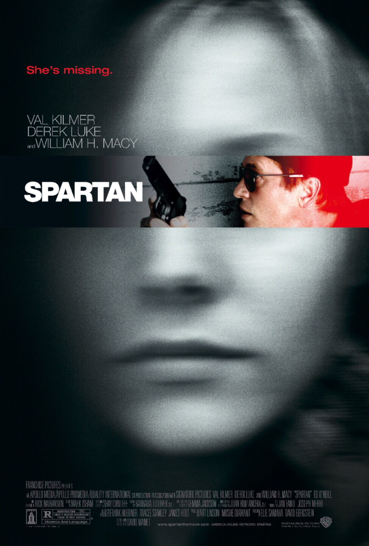 Spartan - Poster 1