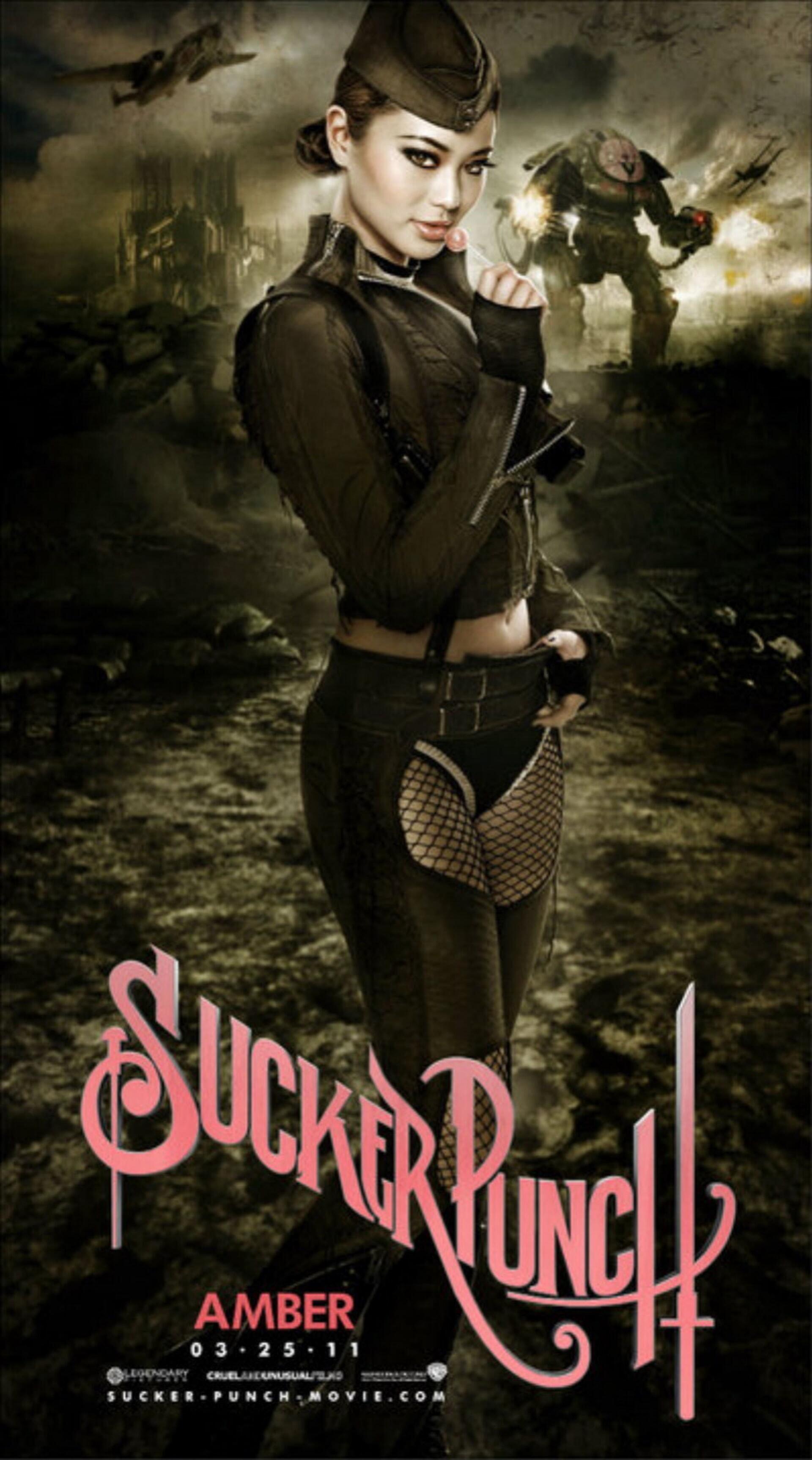 Sucker Punch - Poster 3