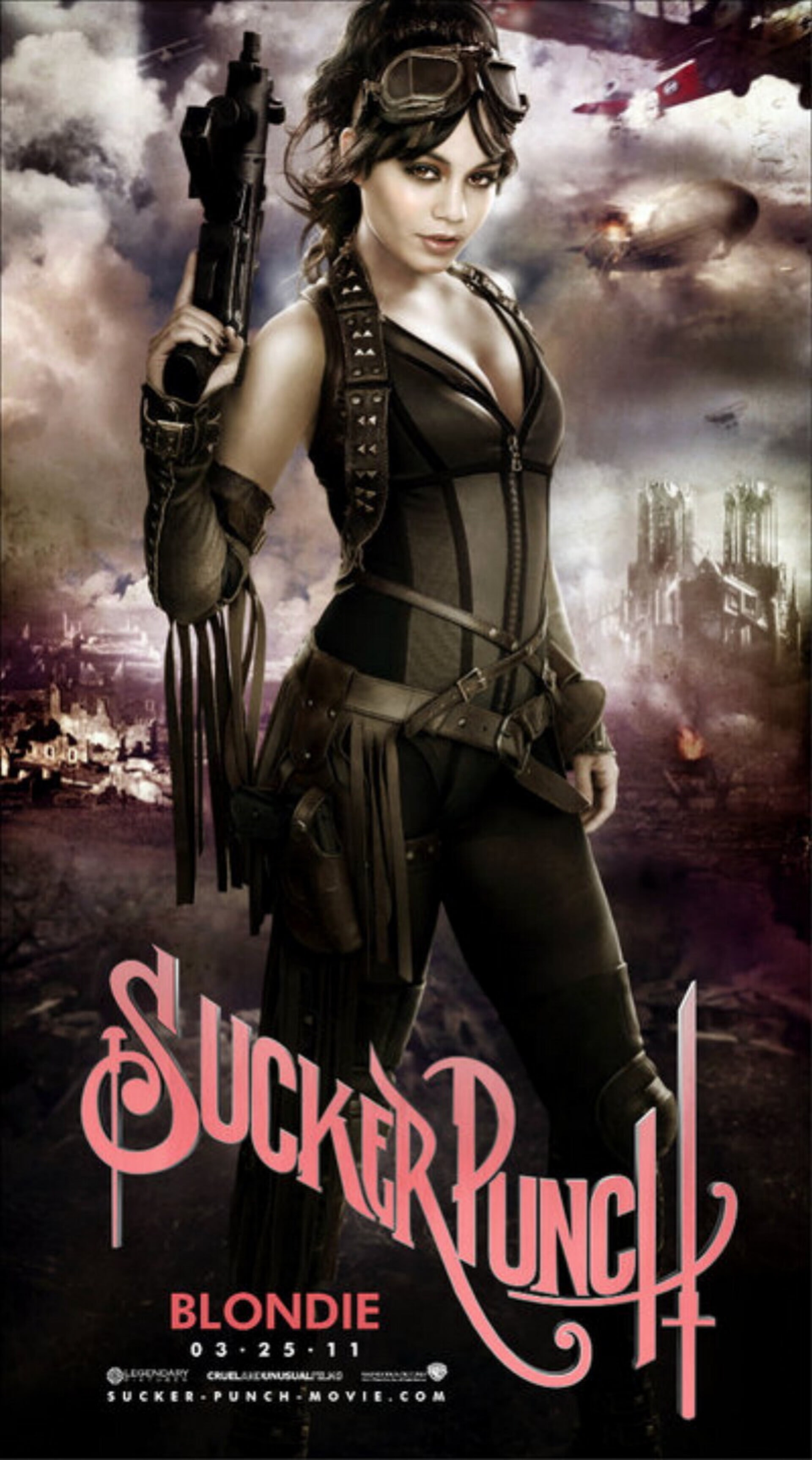 Sucker Punch - Poster 6