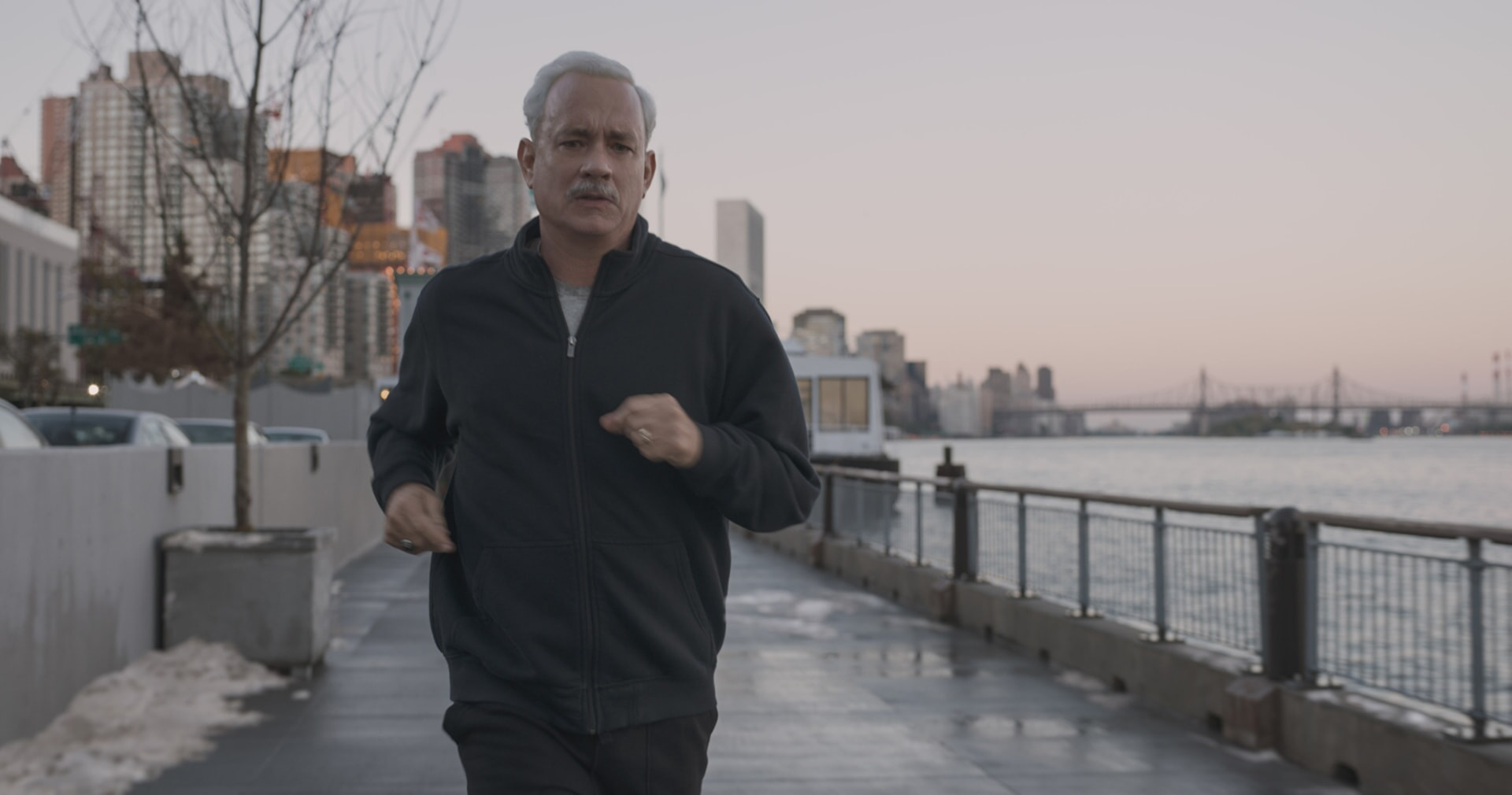 "TOM HANKS as Chesley ""Sully"" Sullenberger in Warner Bros. Pictures' and Village Roadshow Pictures' drama ""SULLY,"" a Warner Bros. Pictures release."