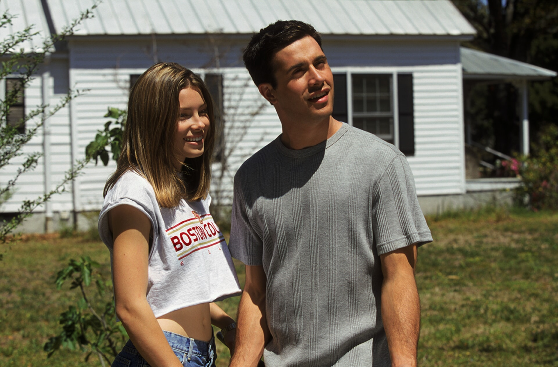 jessica biel and freddie prinze jr. star in summer catch