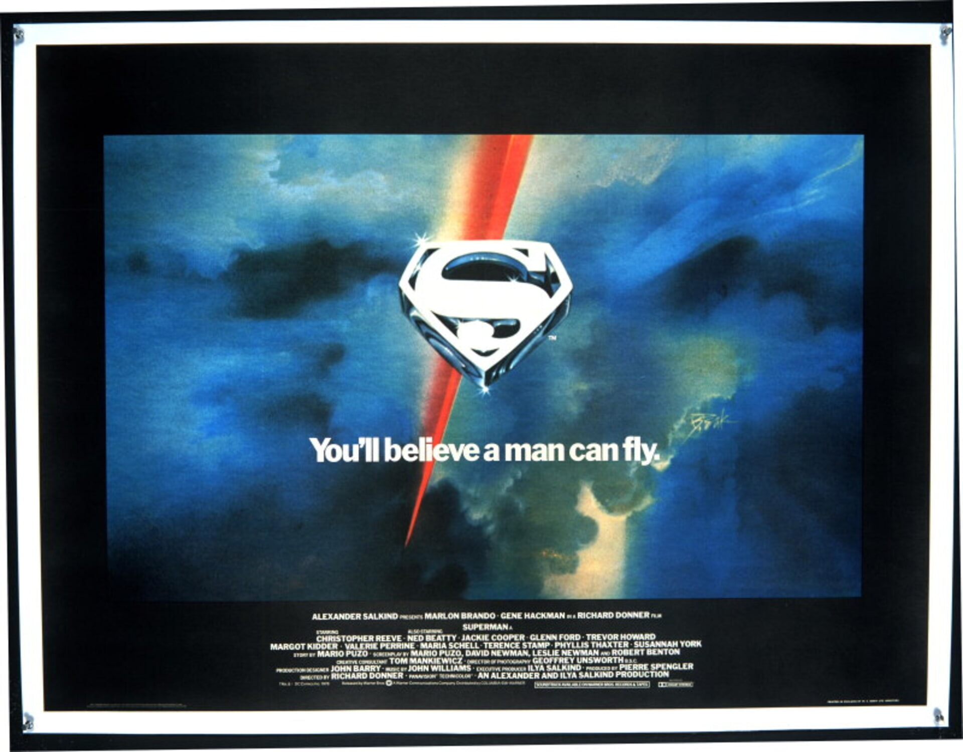 Superman: The Movie - Poster 5