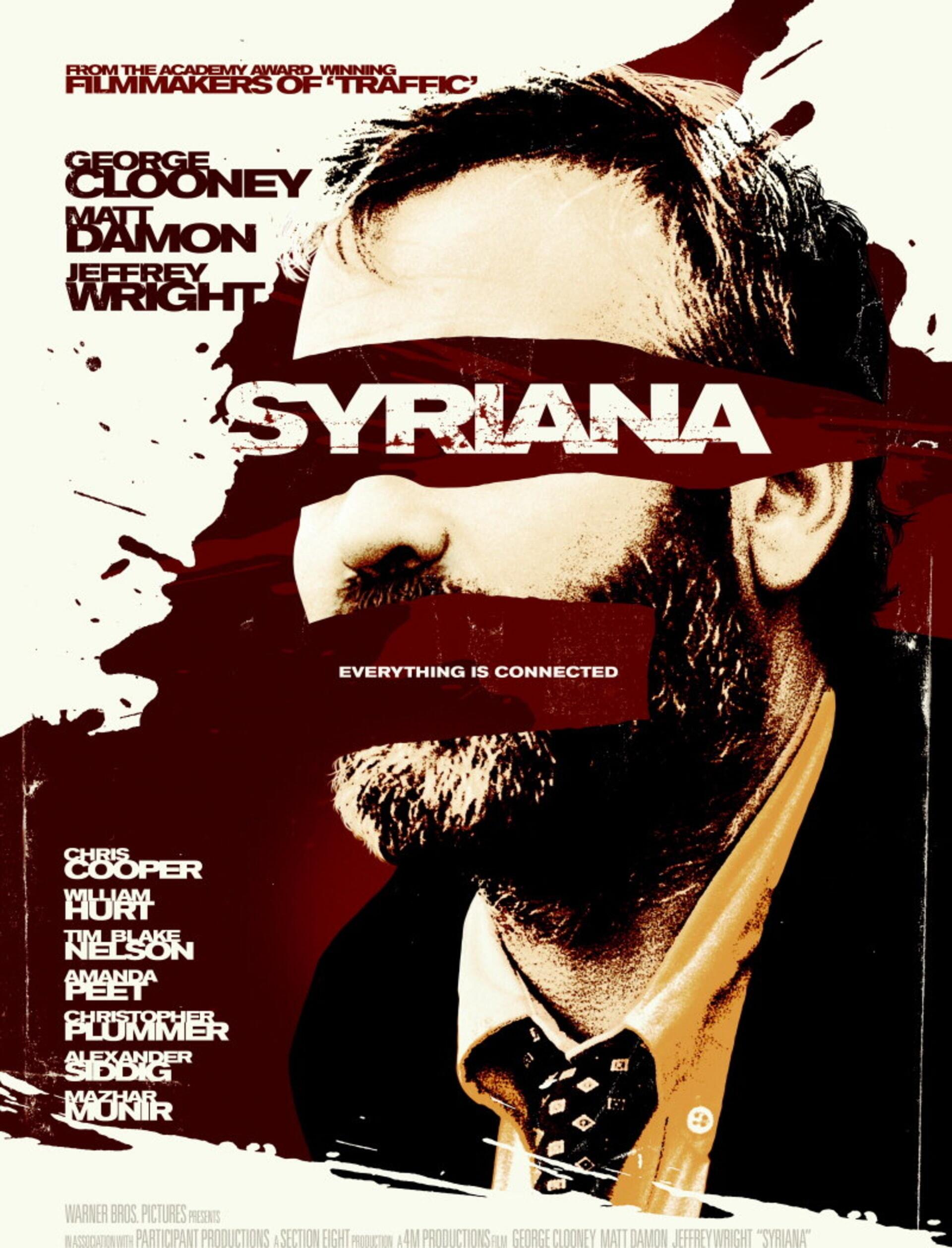 Syriana - Poster 1