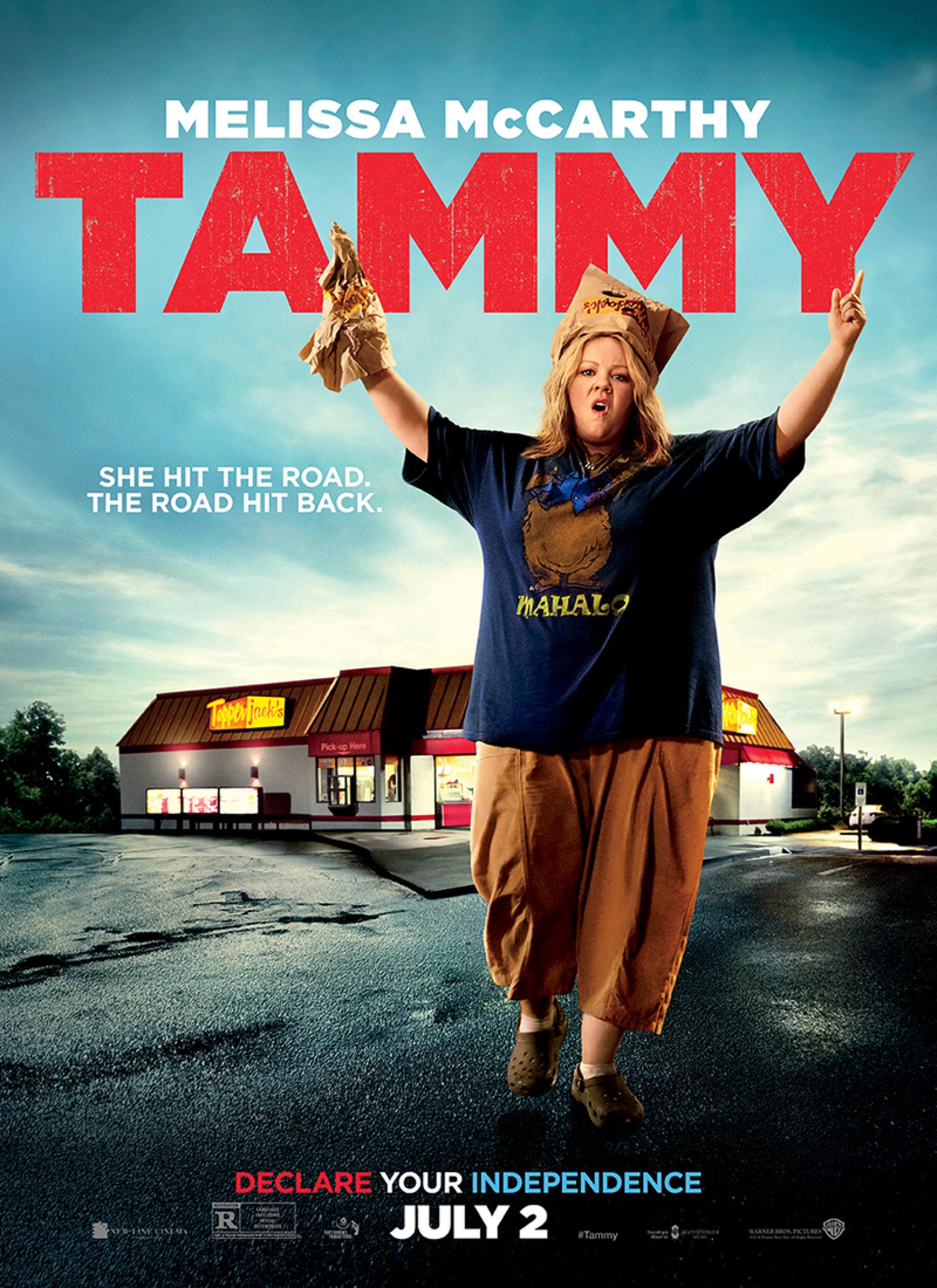 Tammy - Poster 1